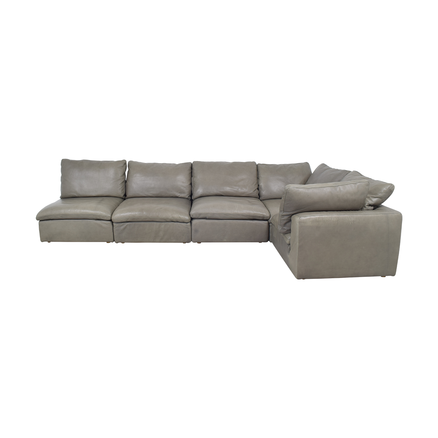 buy Restoration Hardware Cloud Modular Sectional Sofa Restoration Hardware Sectionals