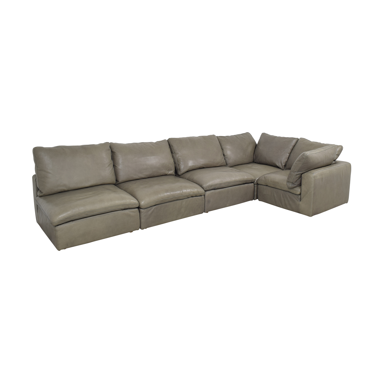 Restoration Hardware Restoration Hardware Cloud Modular Sectional Sofa ct