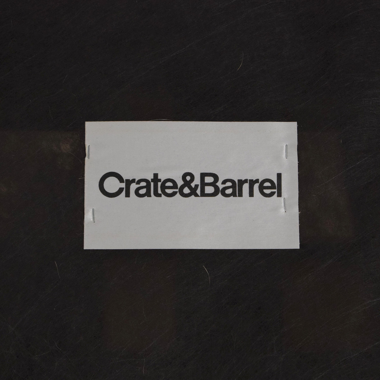Crate & Barrel Crate & Barrel Upholstered Bench pa