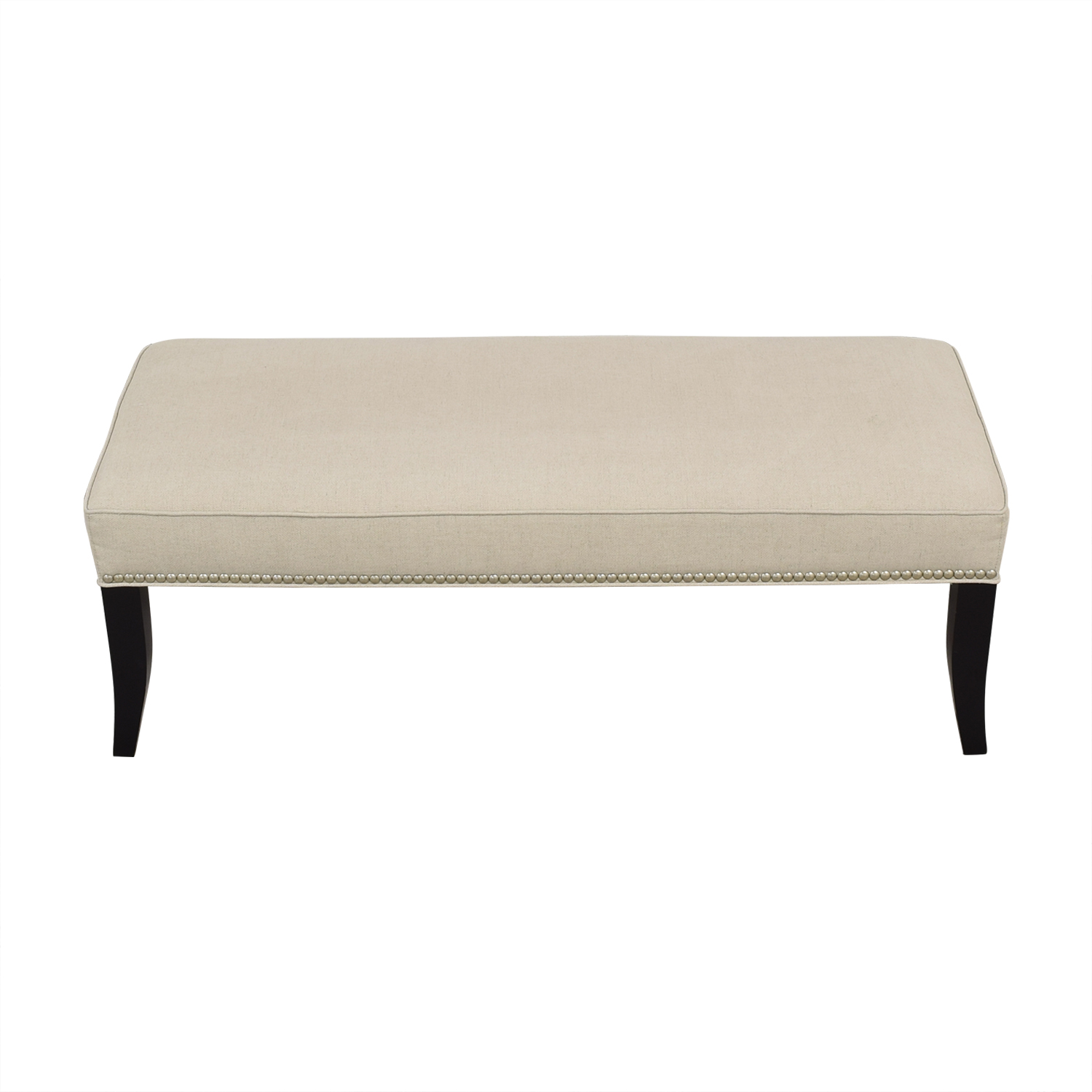 Crate & Barrel Crate & Barrel Upholstered Bench Chairs