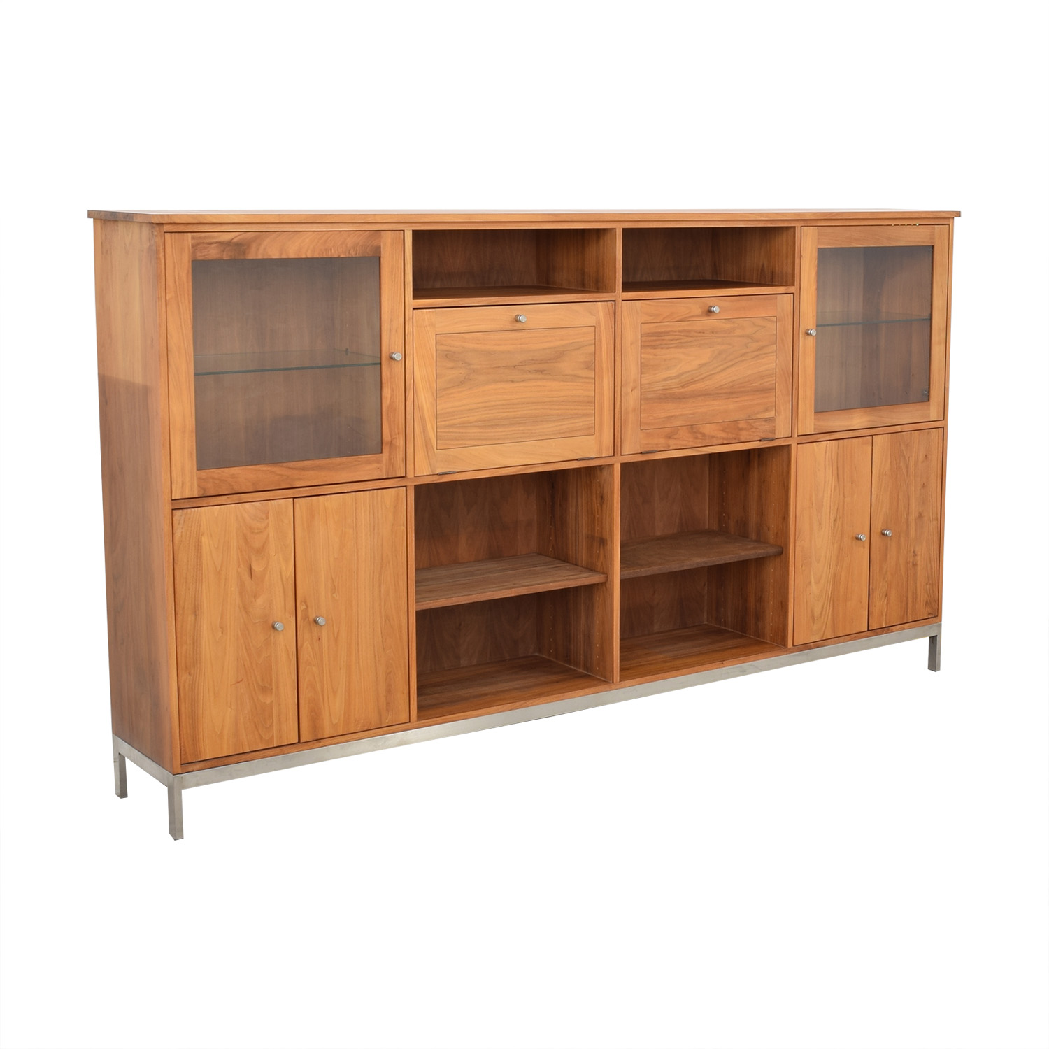 Room & Board Media Wall Unit sale