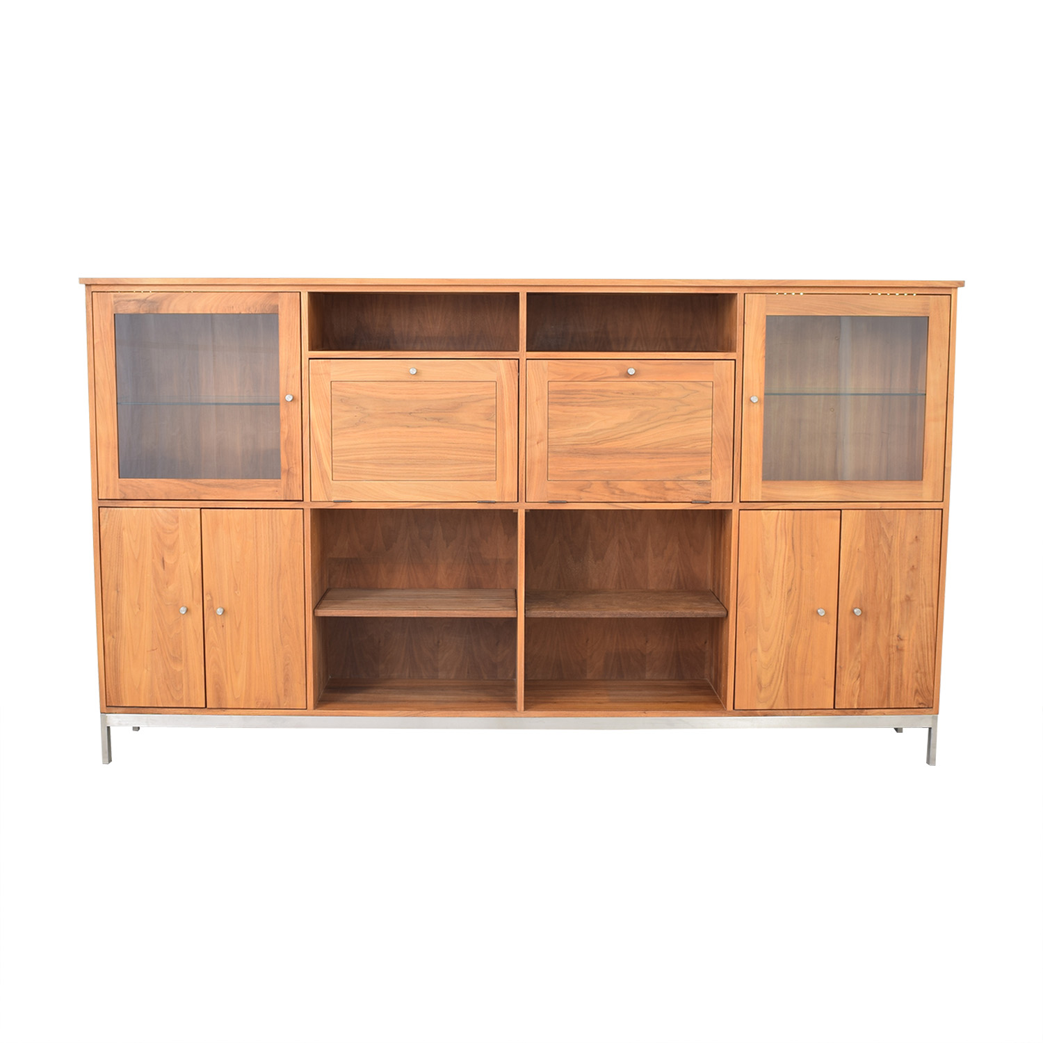 Room & Board Room & Board Media Wall Unit Cabinets & Sideboards