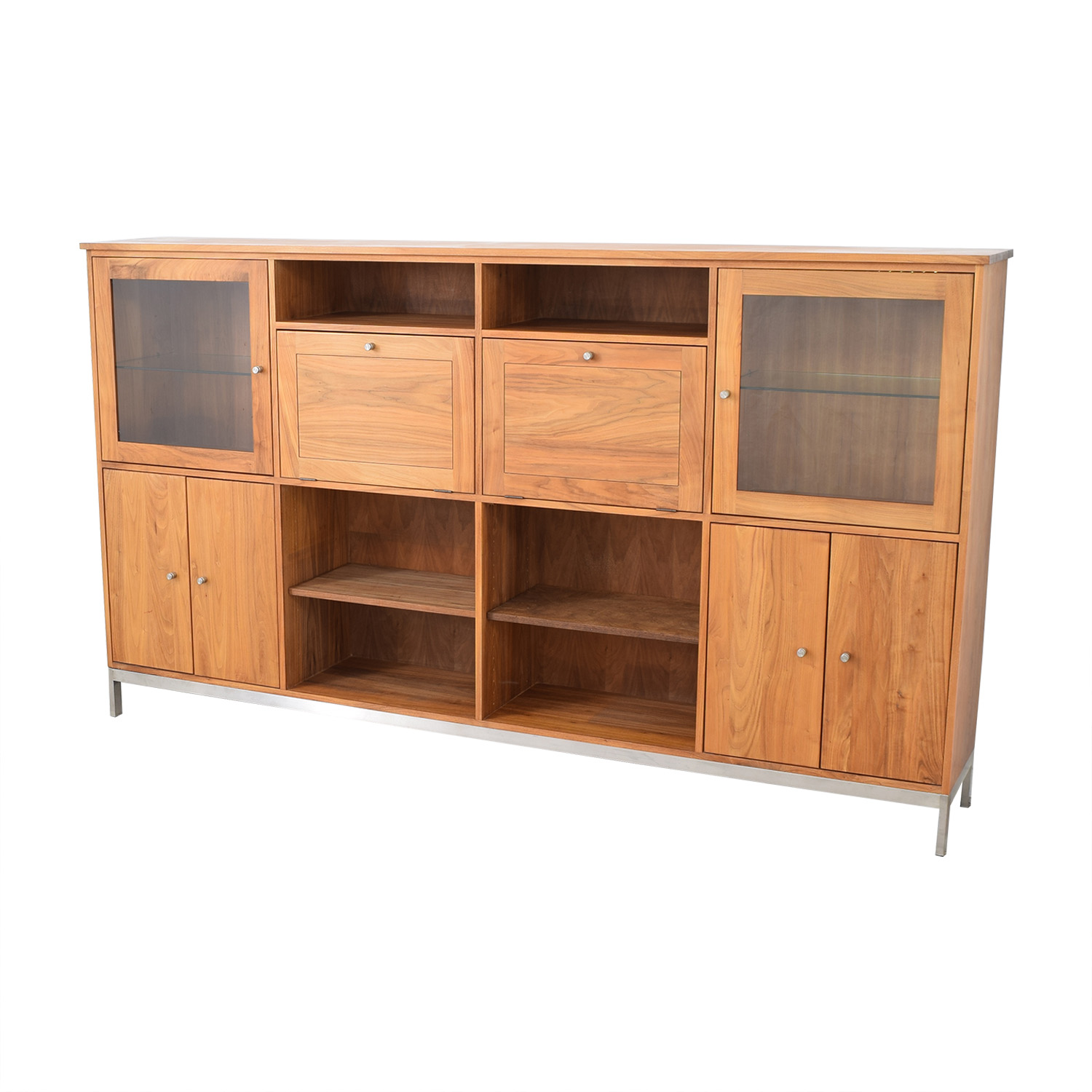 shop Room & Board Media Wall Unit Room & Board Storage