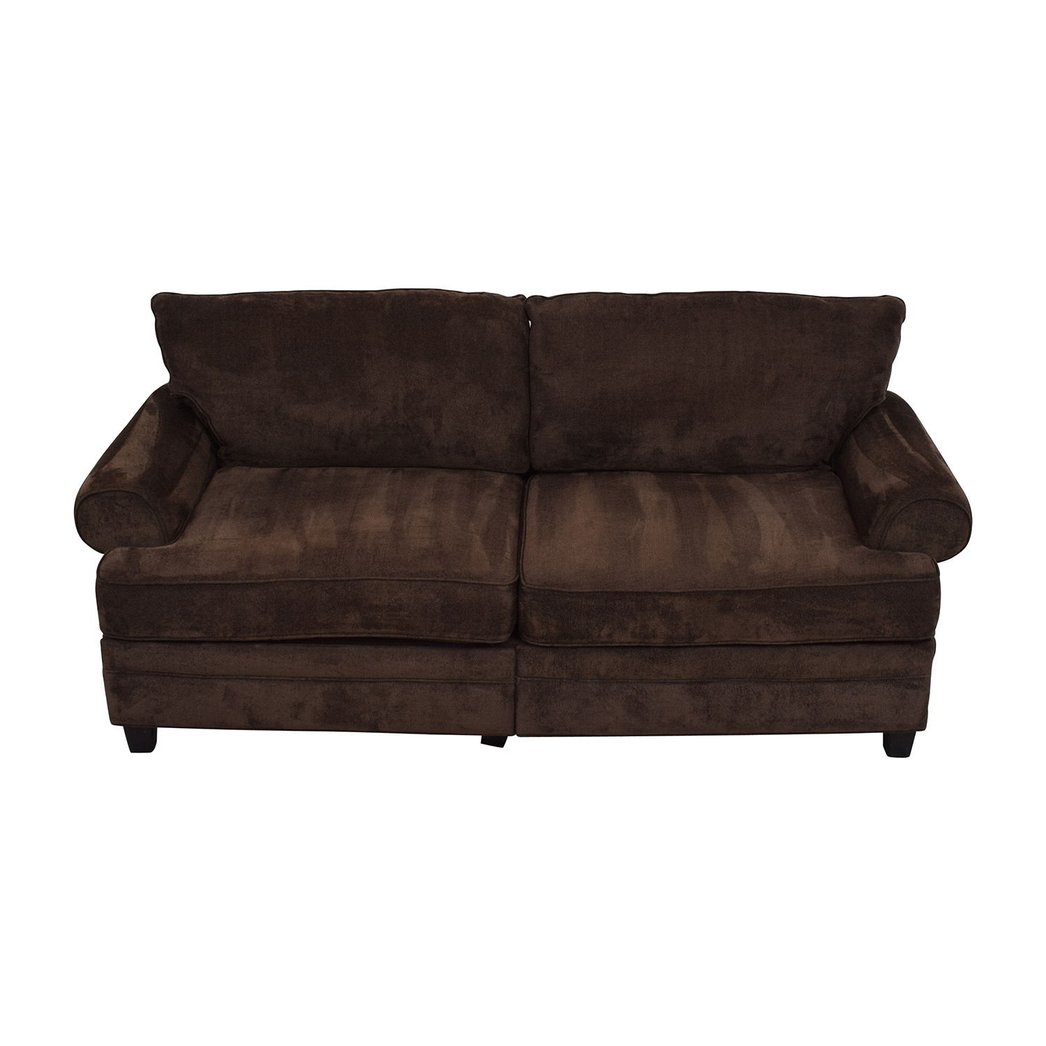 71% OFF Pottery Barn Pottery Barn Two Seater Sofa Sofas