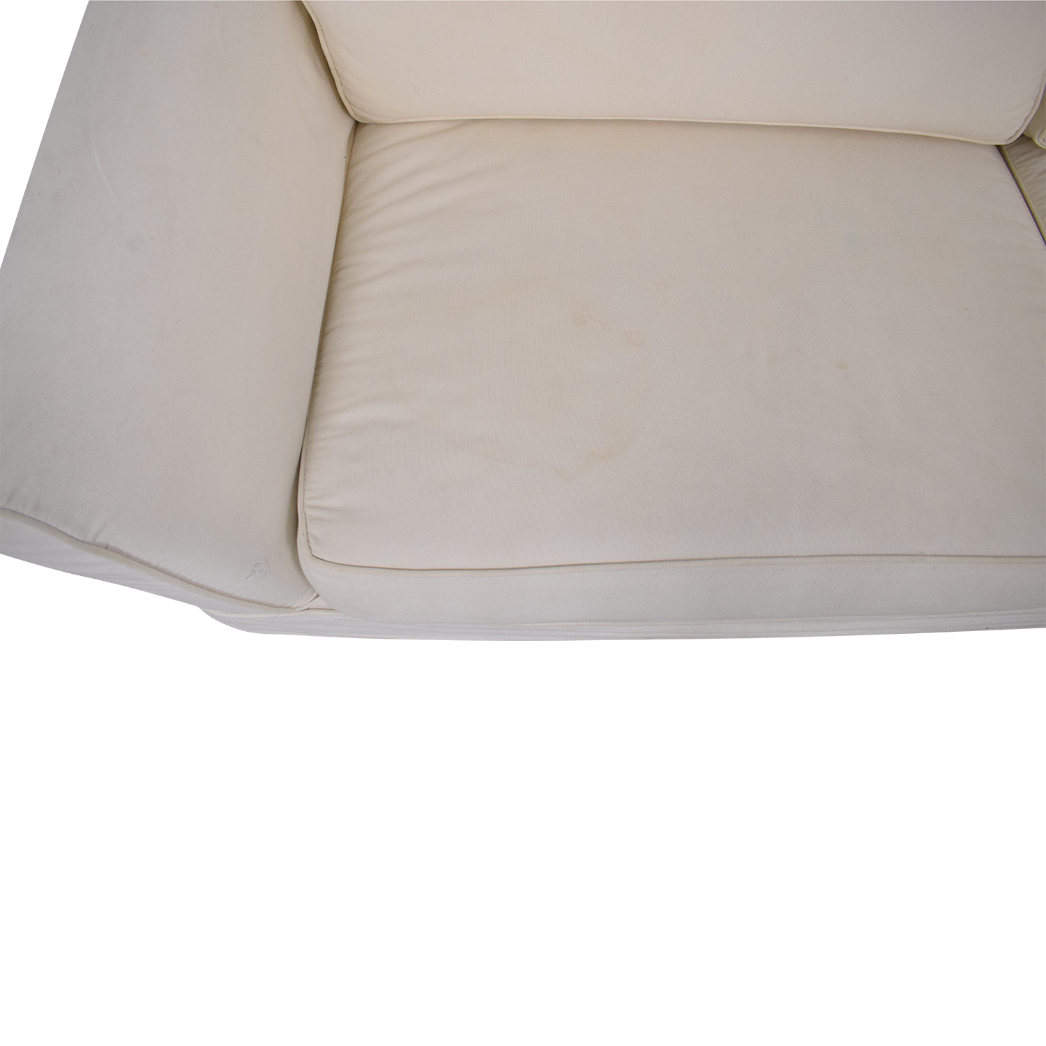 buy Pottery Barn Comfort Roll Arm Slipcovered Queen Sleeper Sofa Pottery Barn