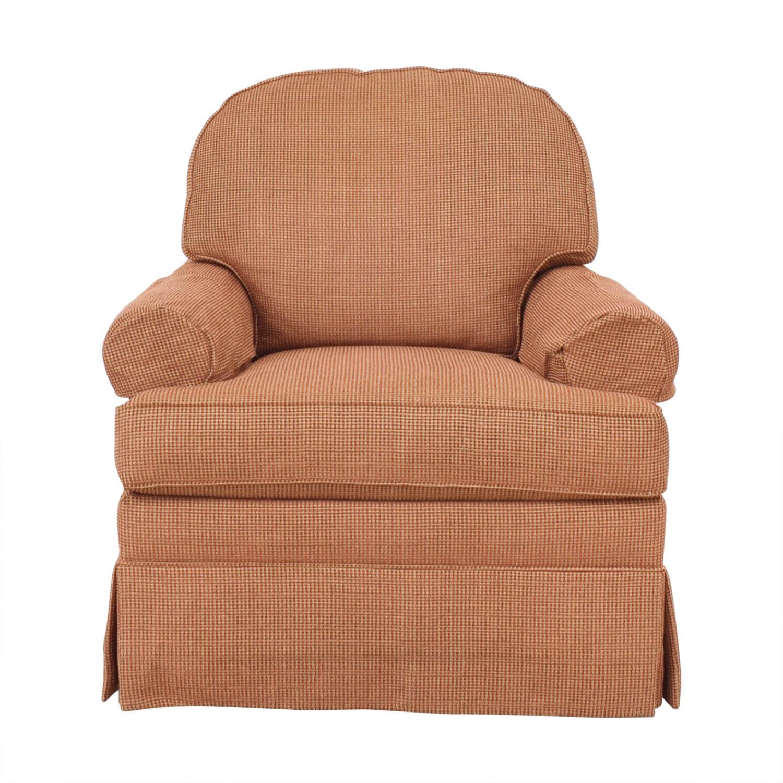 Ethan Allen Ethan Allen Devonshire Swivel Glider Chair ma