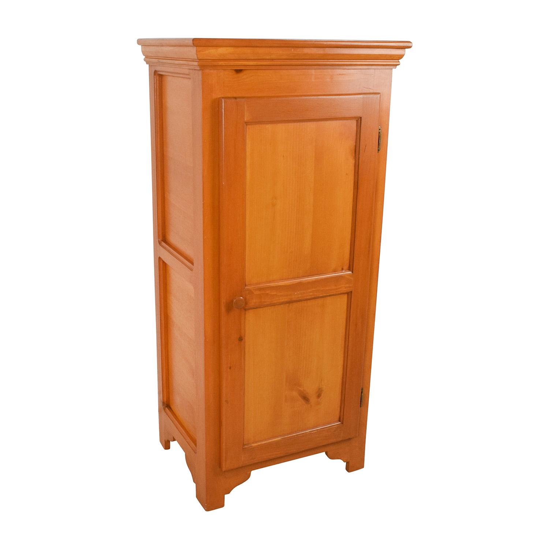 60% OFF - Gothic Cabinet Craft Gothic Cabinet Craft Natural Wood ...