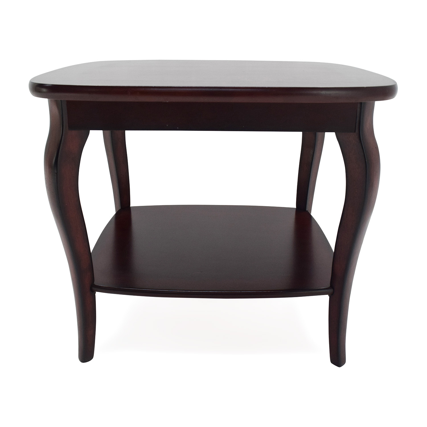 Raymour and Flanigan Raymour & Flanigan Side Table Brown