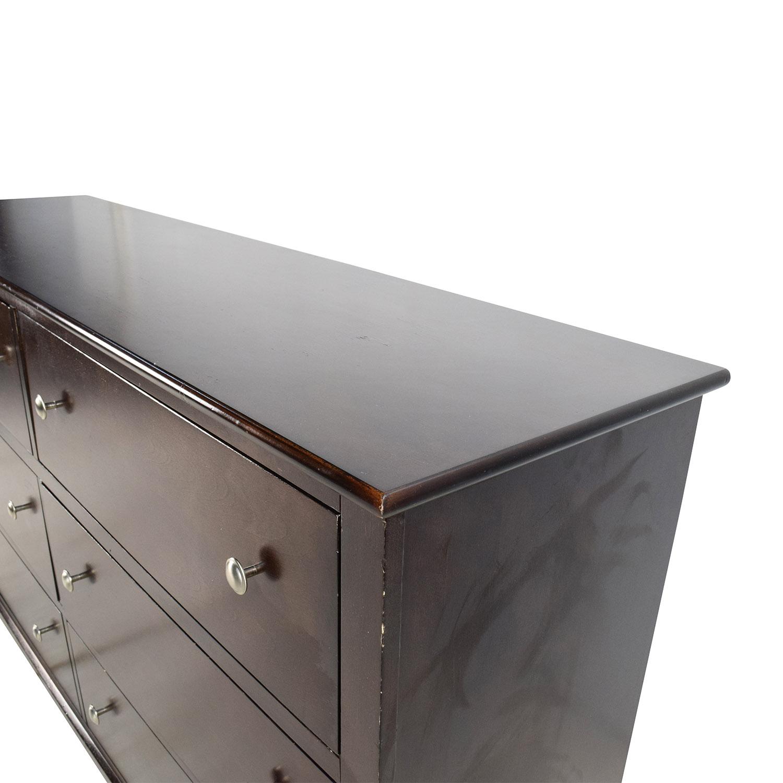 ... Bobu0027s Furniture Bobu0027s Furniture Large 6 Drawer Dresser Coupon ...