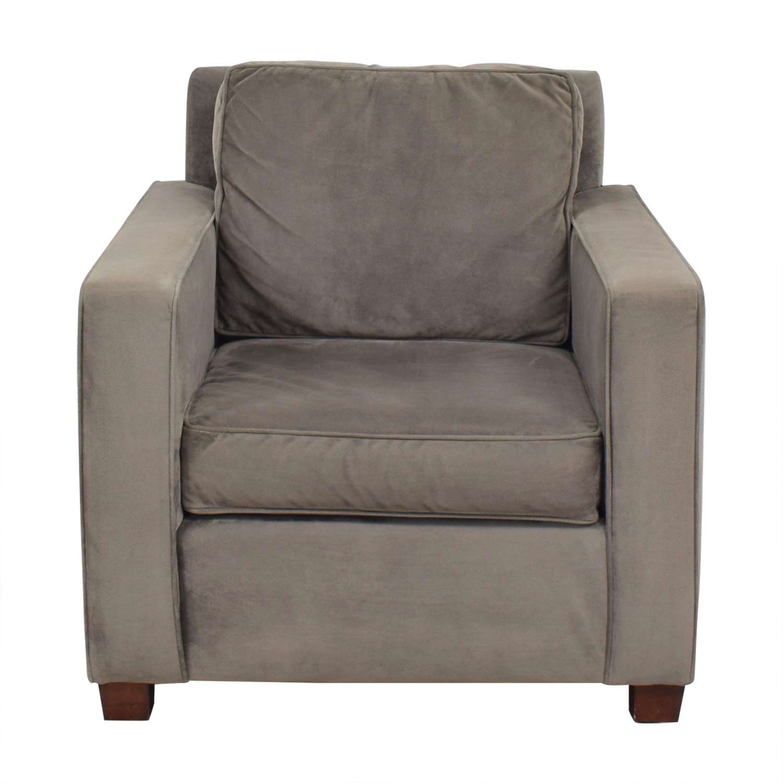 West Elm West Elm Square Arm Accent Chair price