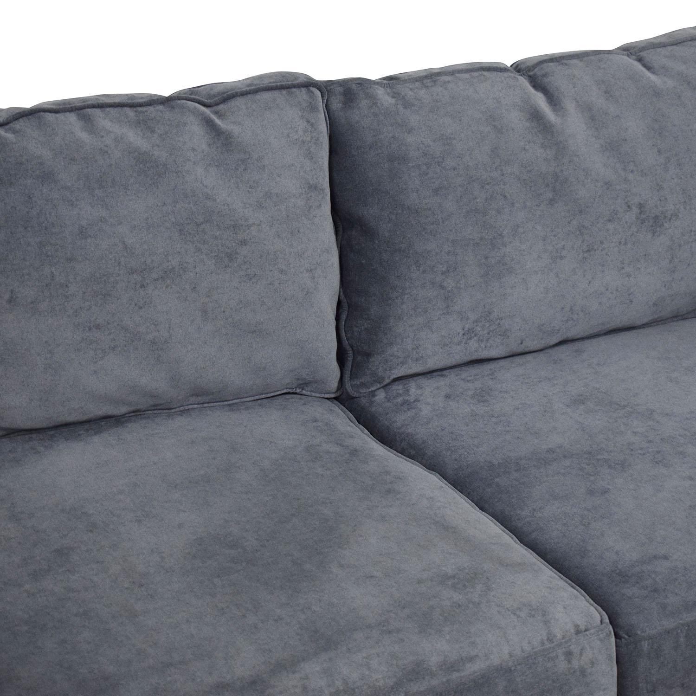 Mitchell Gold + Bob Williams Mitchell Gold + Bob Williams Sectional Sofa