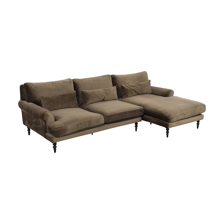 Interior Define Interior Define Maxwell Chaise Sofa ma