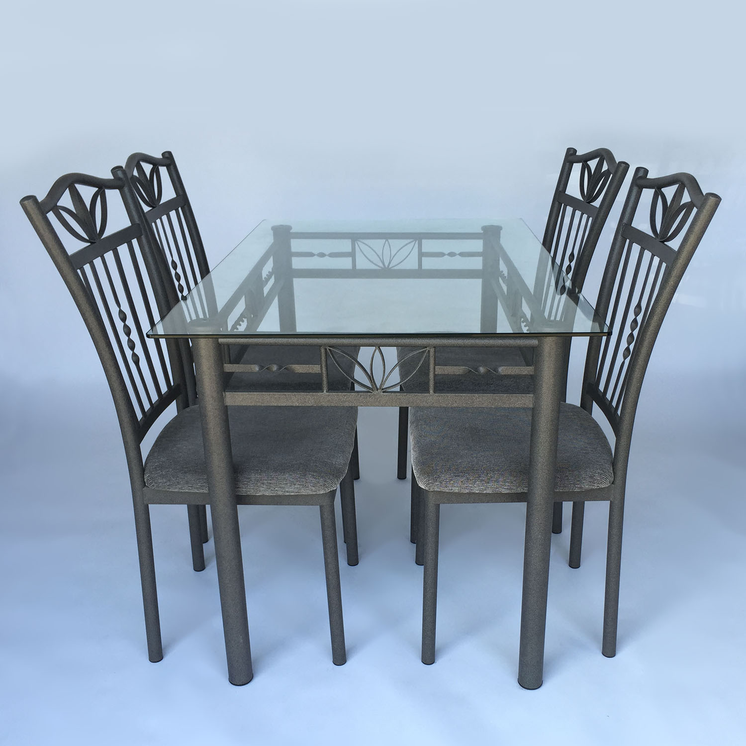 buy Glass Dining Set Unknown Brand