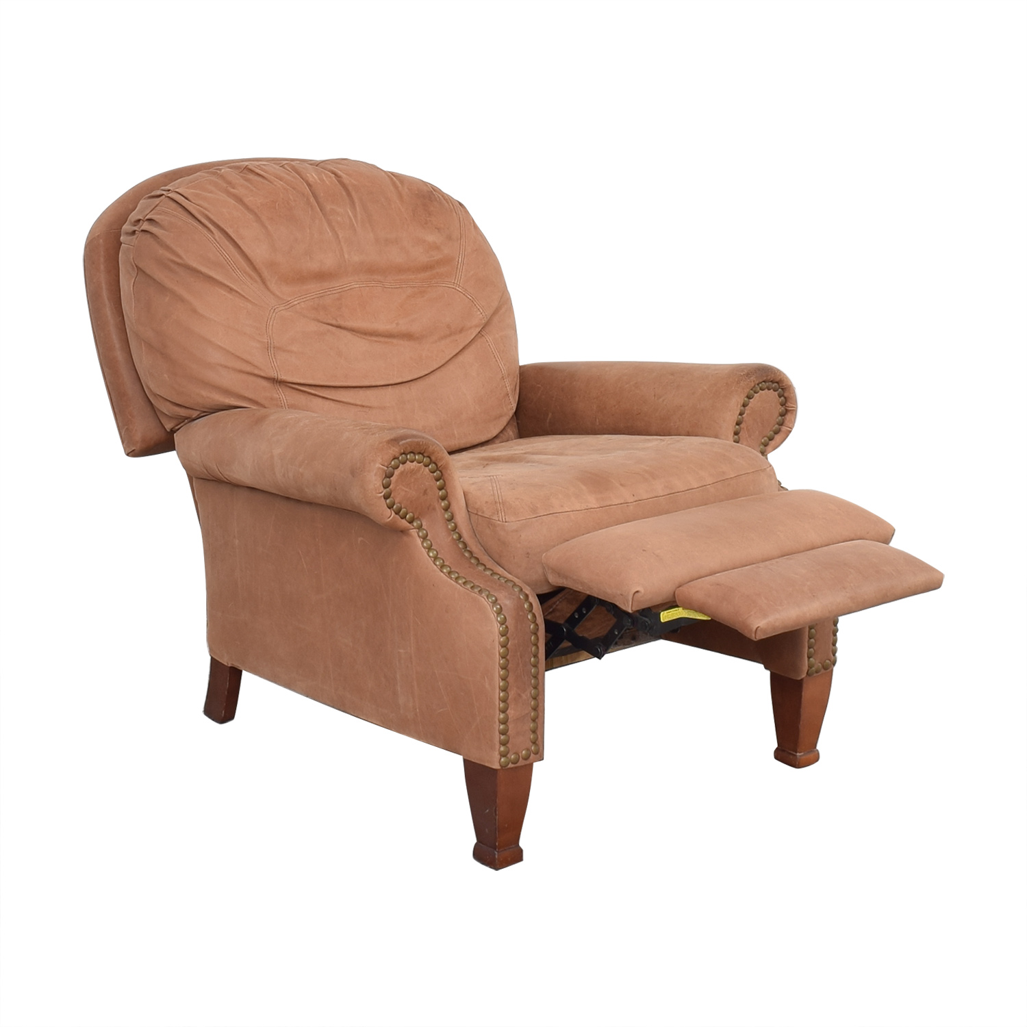 shop Distinction Leather Classic Recliner Distinctions Furniture Recliners