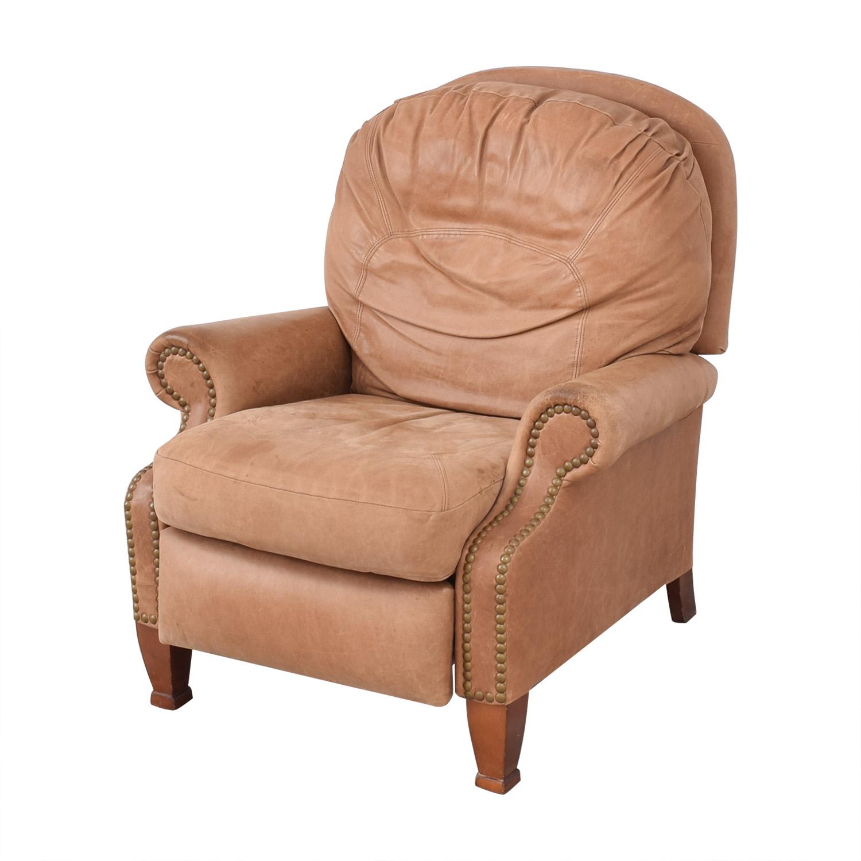 shop Distinctions Furniture Distinction Leather Classic Recliner online