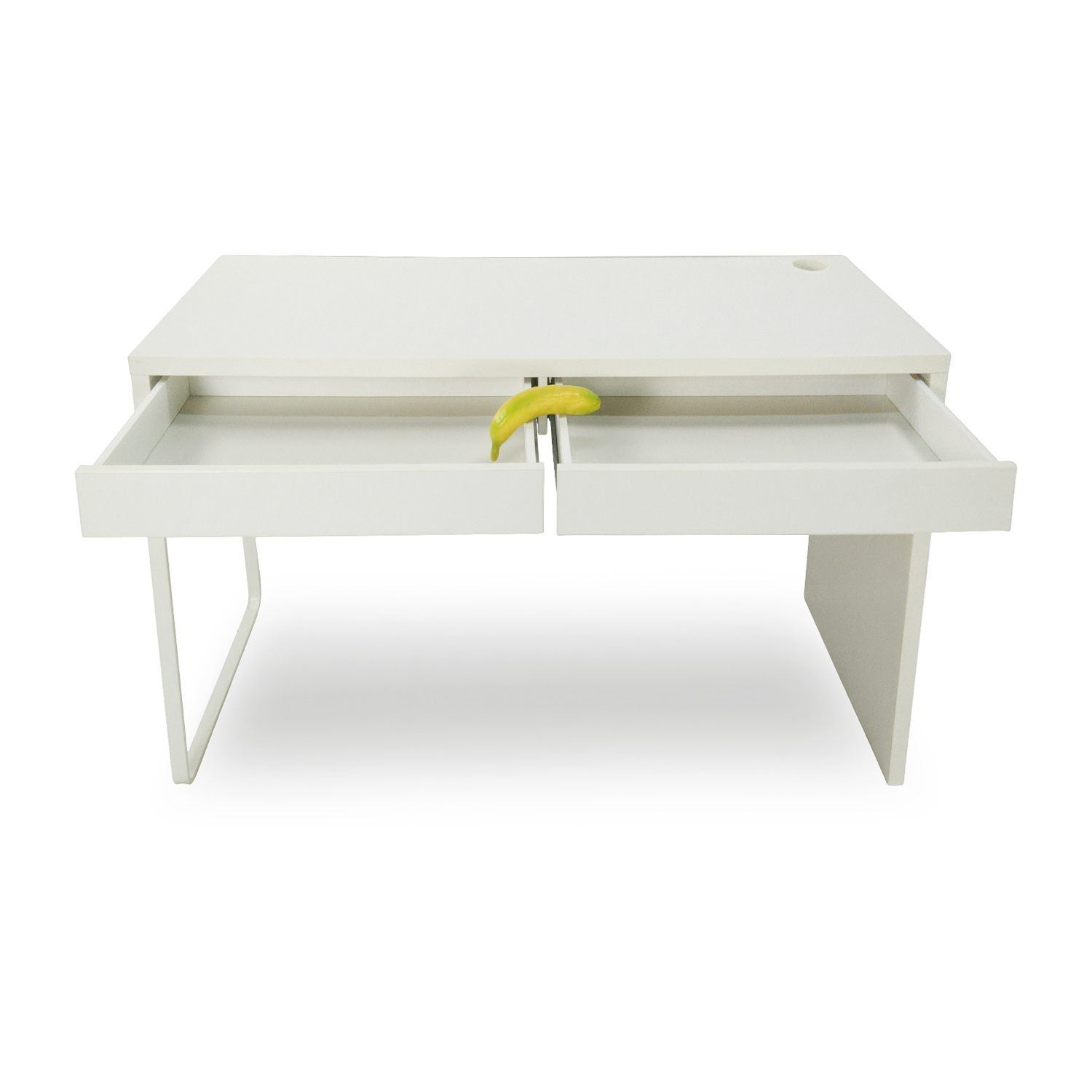 IKEA Micke White Modern Desk nyc