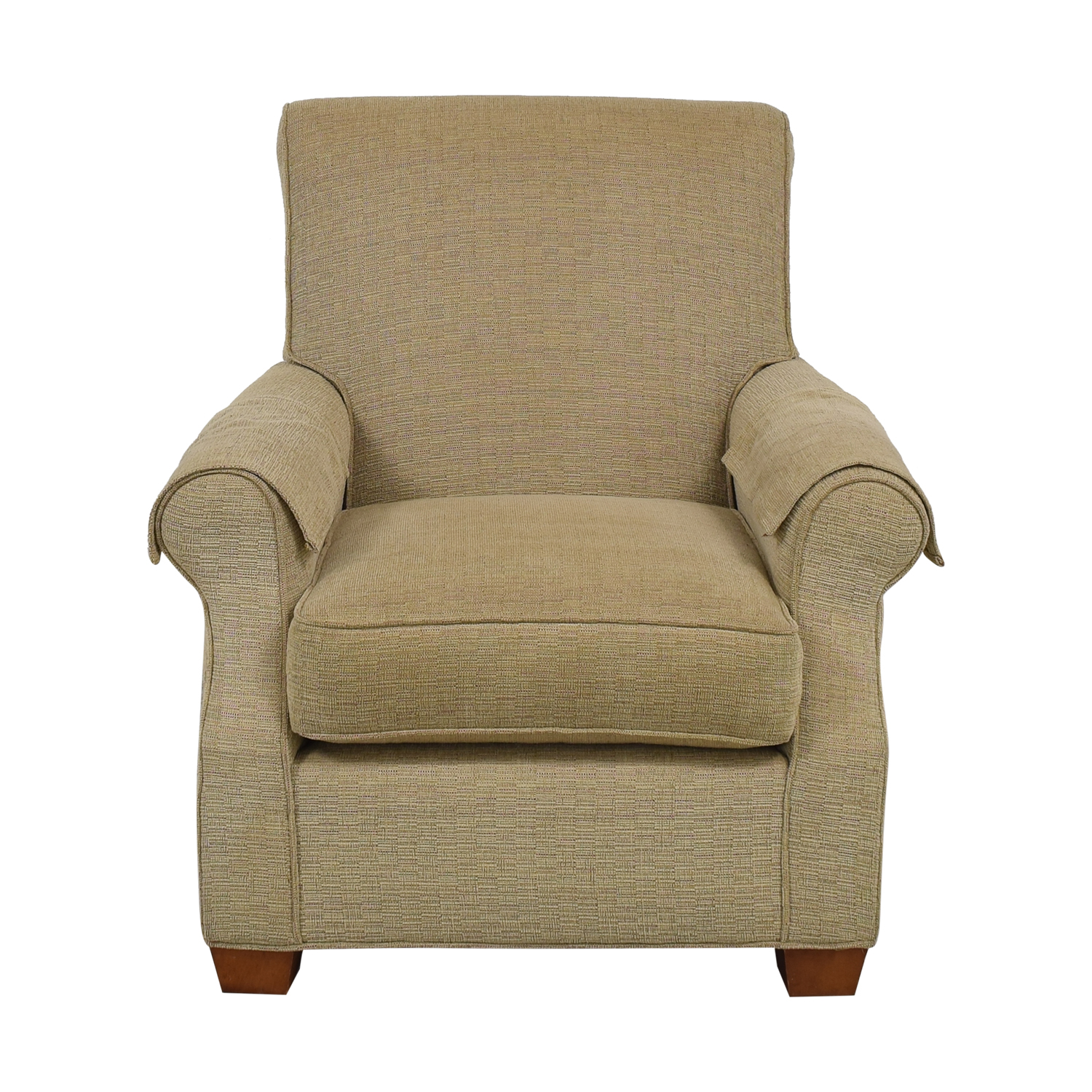 Macy's Macy's Upholstered Accent Chair Chairs