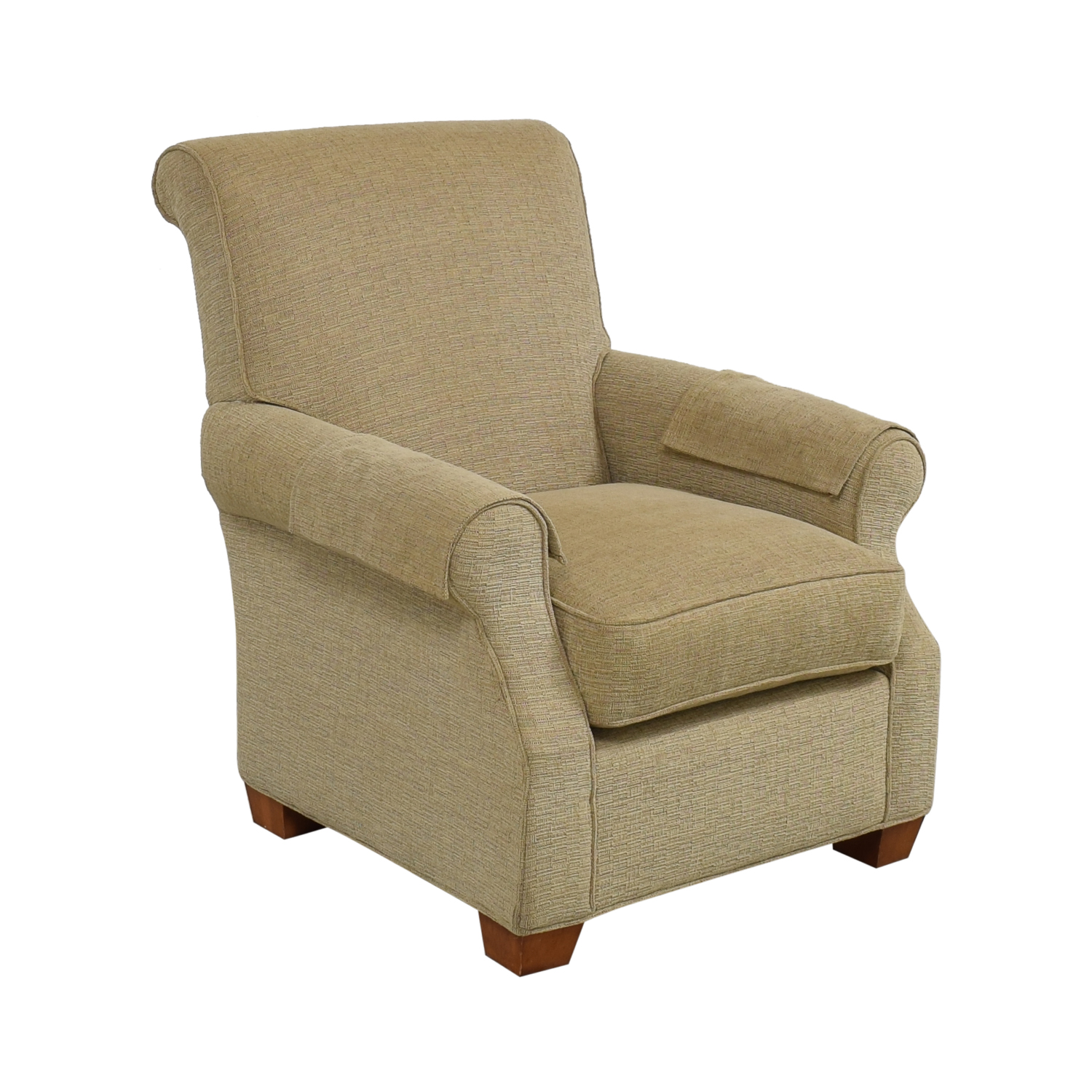 Macy's Macy's Upholstered Accent Chair nj