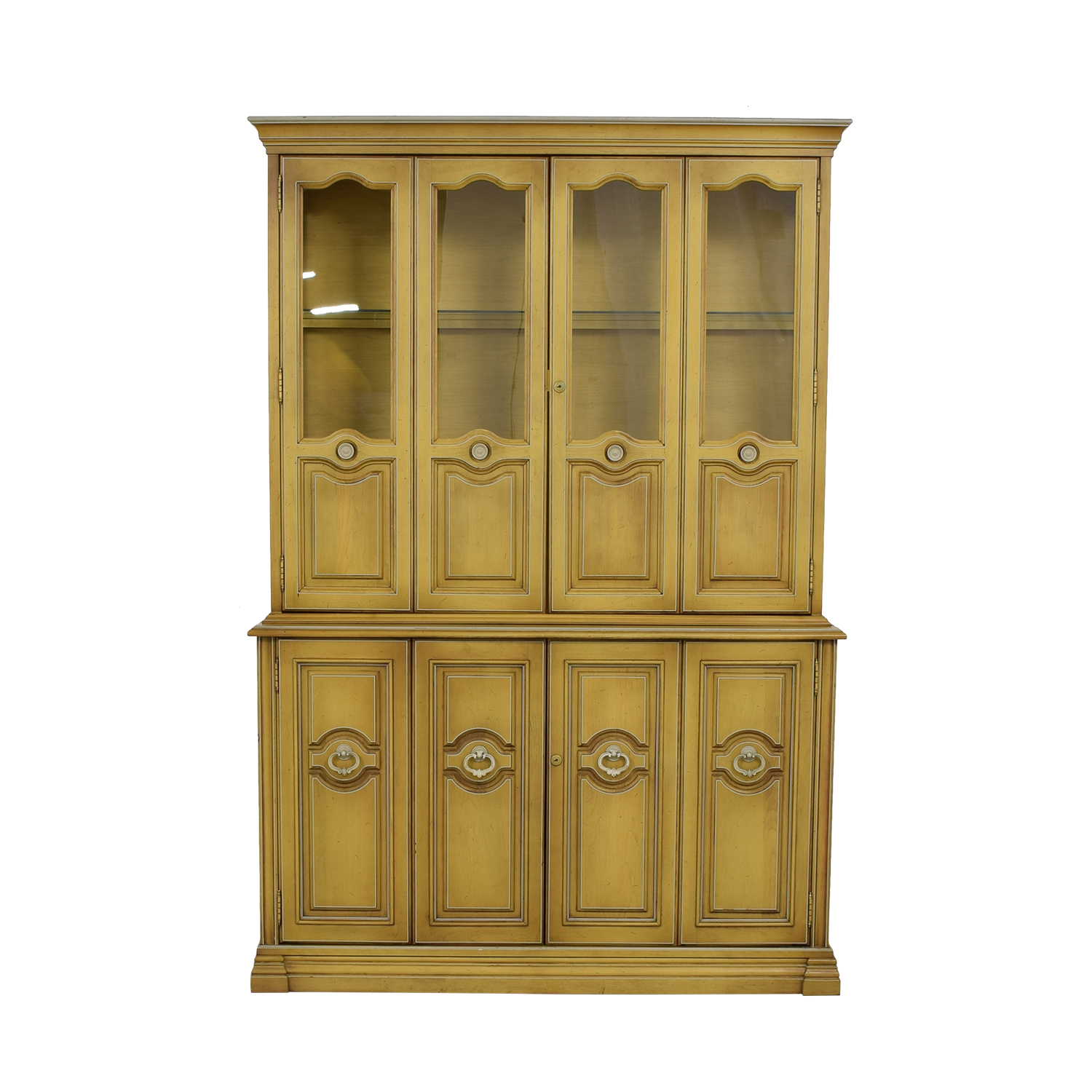 Antique China Cabinet on sale