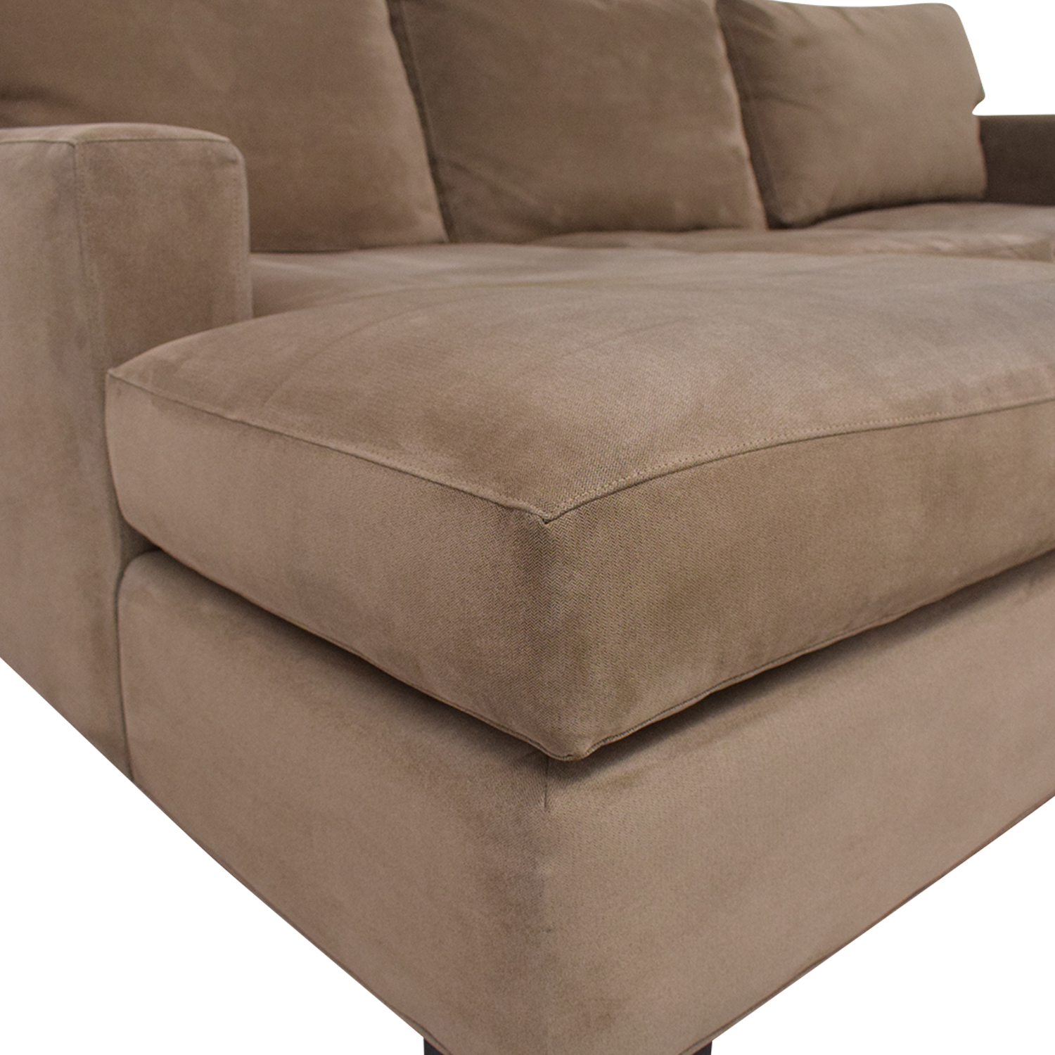 Crate & Barrel Axis II Sectional Sofa / Sofas