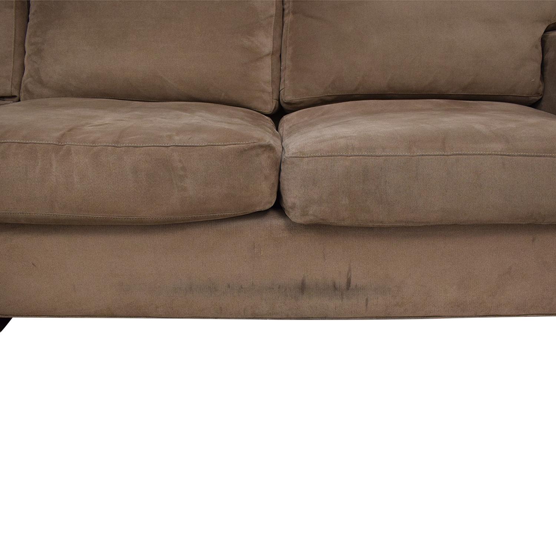 buy Crate & Barrel Crate & Barrel Axis II Sectional Sofa online