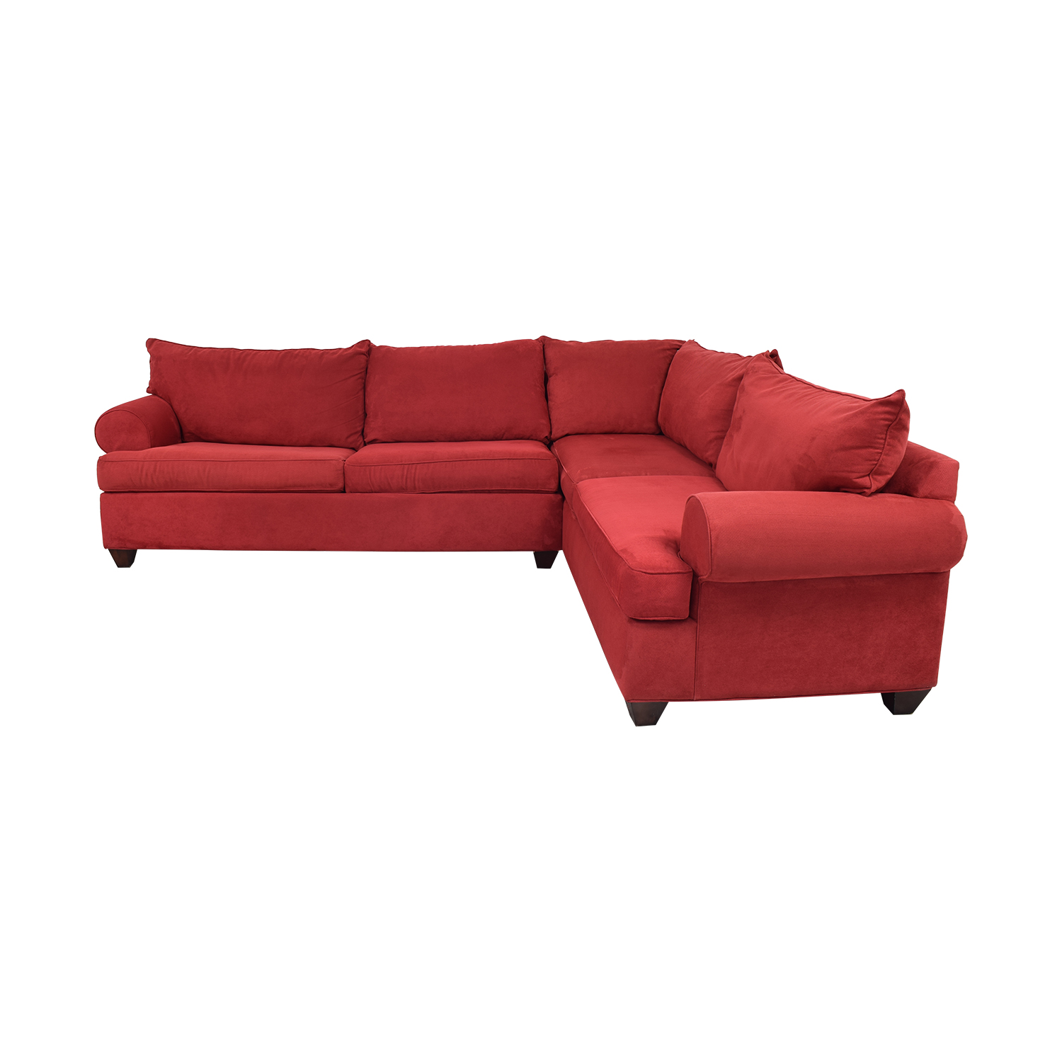 Raymour & Flanigan Sleeper Sectional Sofa / Sofas