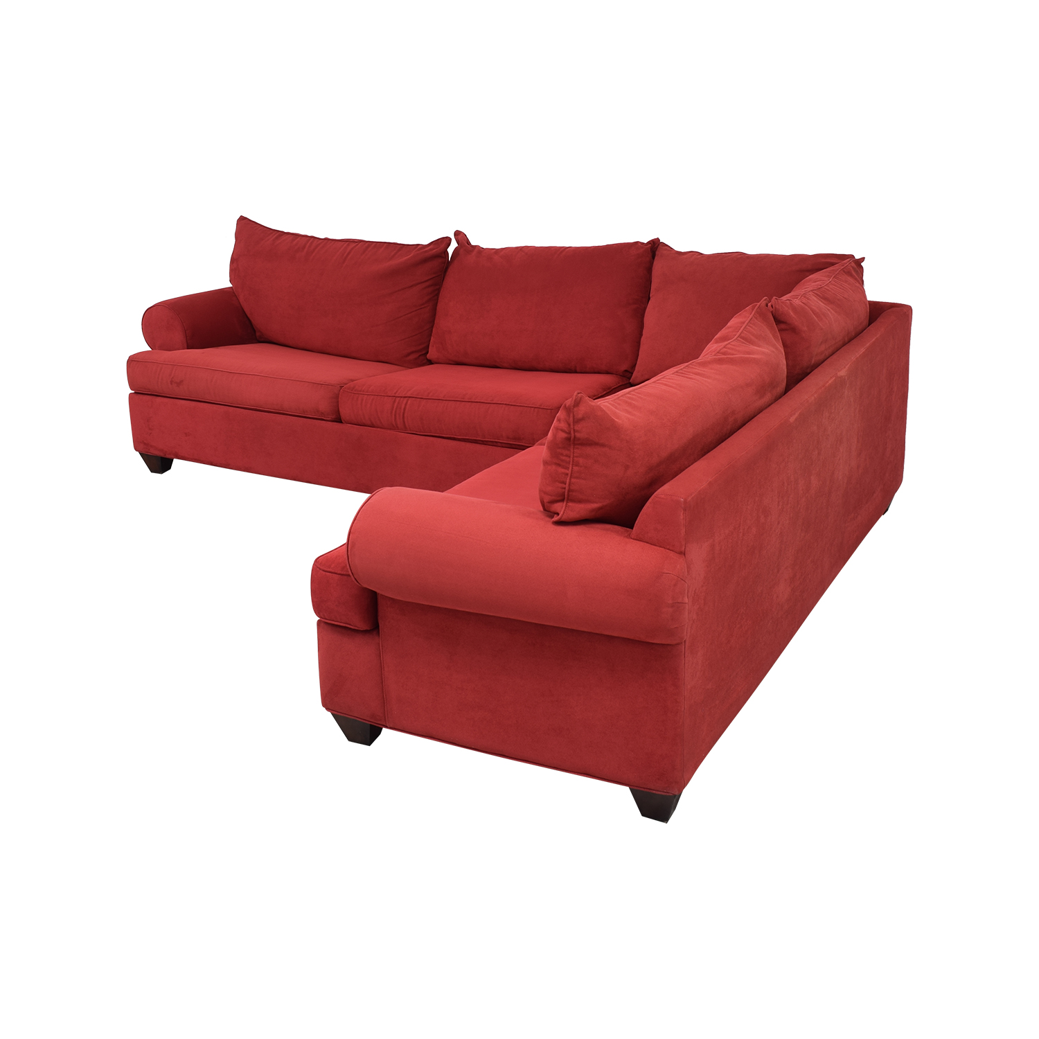 Raymour & Flanigan Raymour & Flanigan Sleeper Sectional Sofa coupon