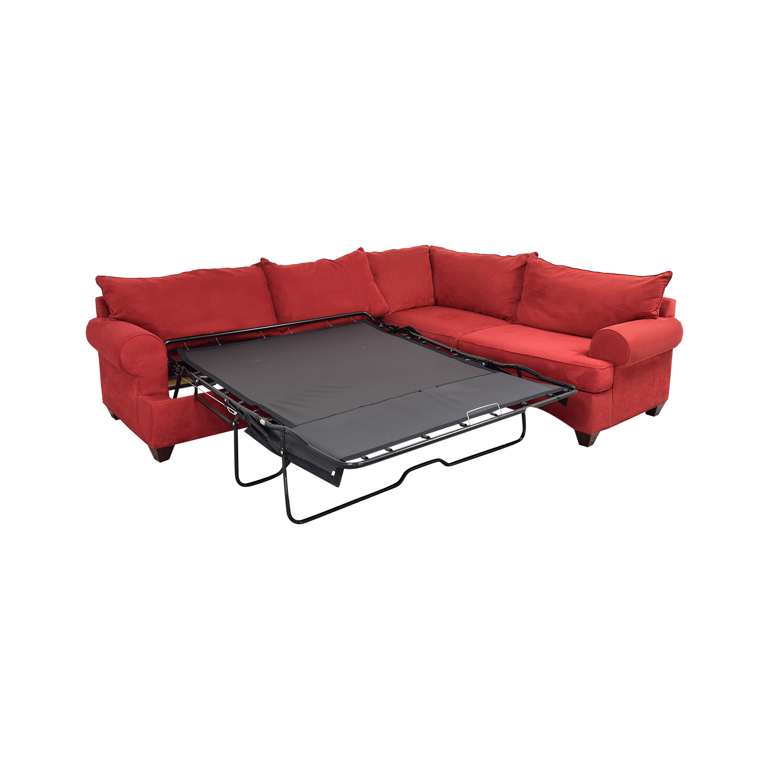 Raymour & Flanigan Sleeper Sectional Sofa Raymour & Flanigan