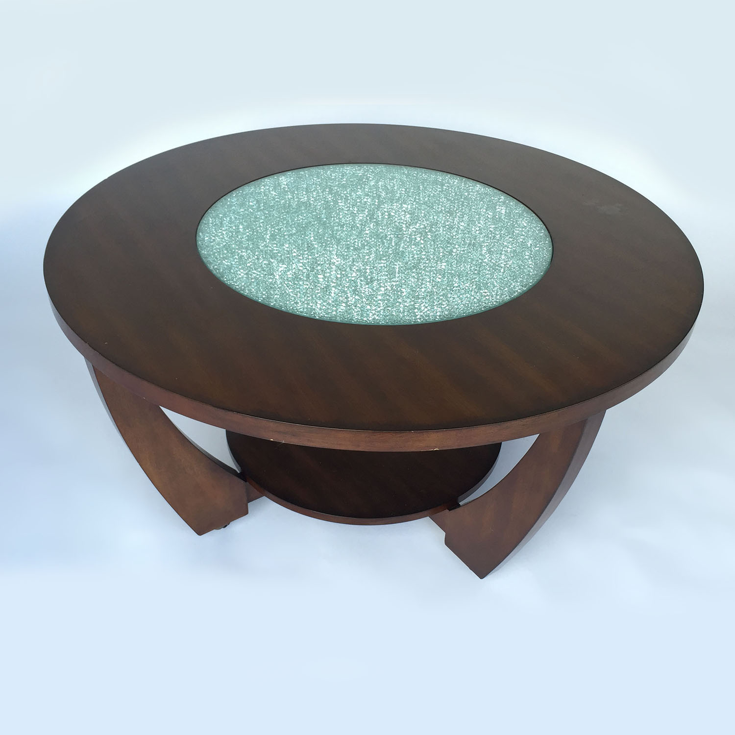 Unknown Brand Wood Coffee Table Brown