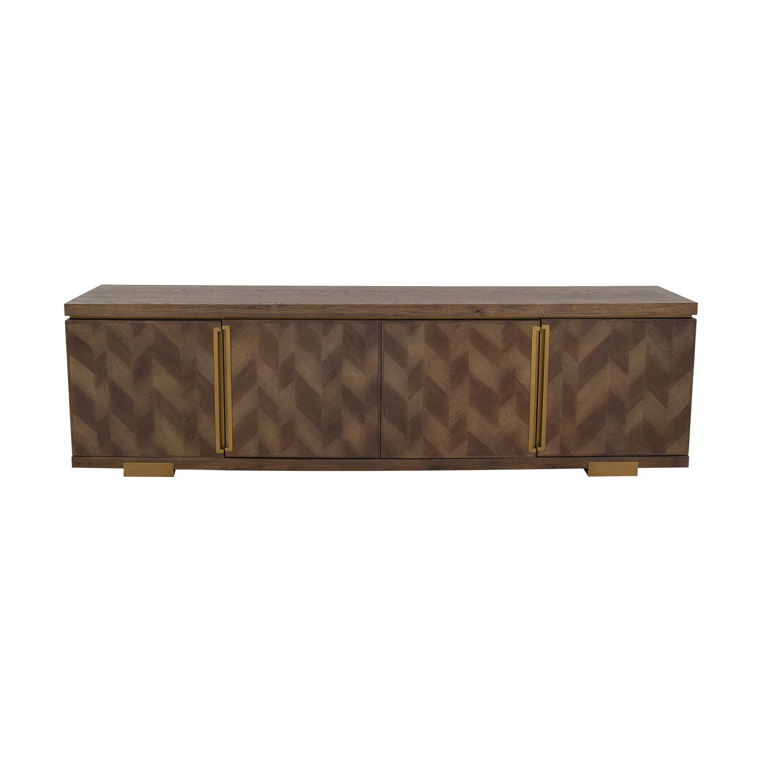 ABC Carpet & Home ABC Carpet & Home Chevron Sideboard price