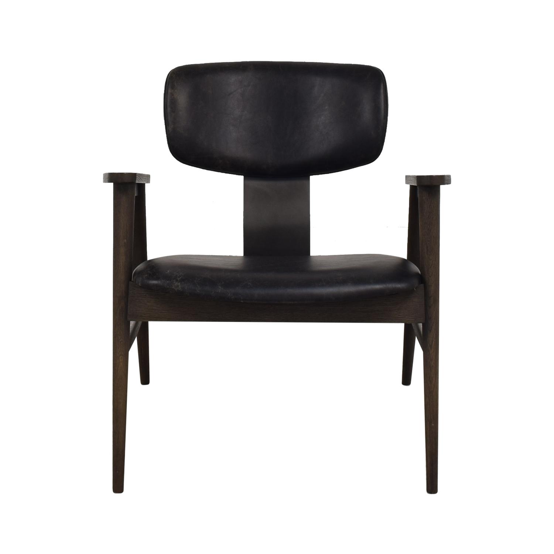ABC Carpet & Home ABC Carpet & Home Mid Century Modern Accent Chair