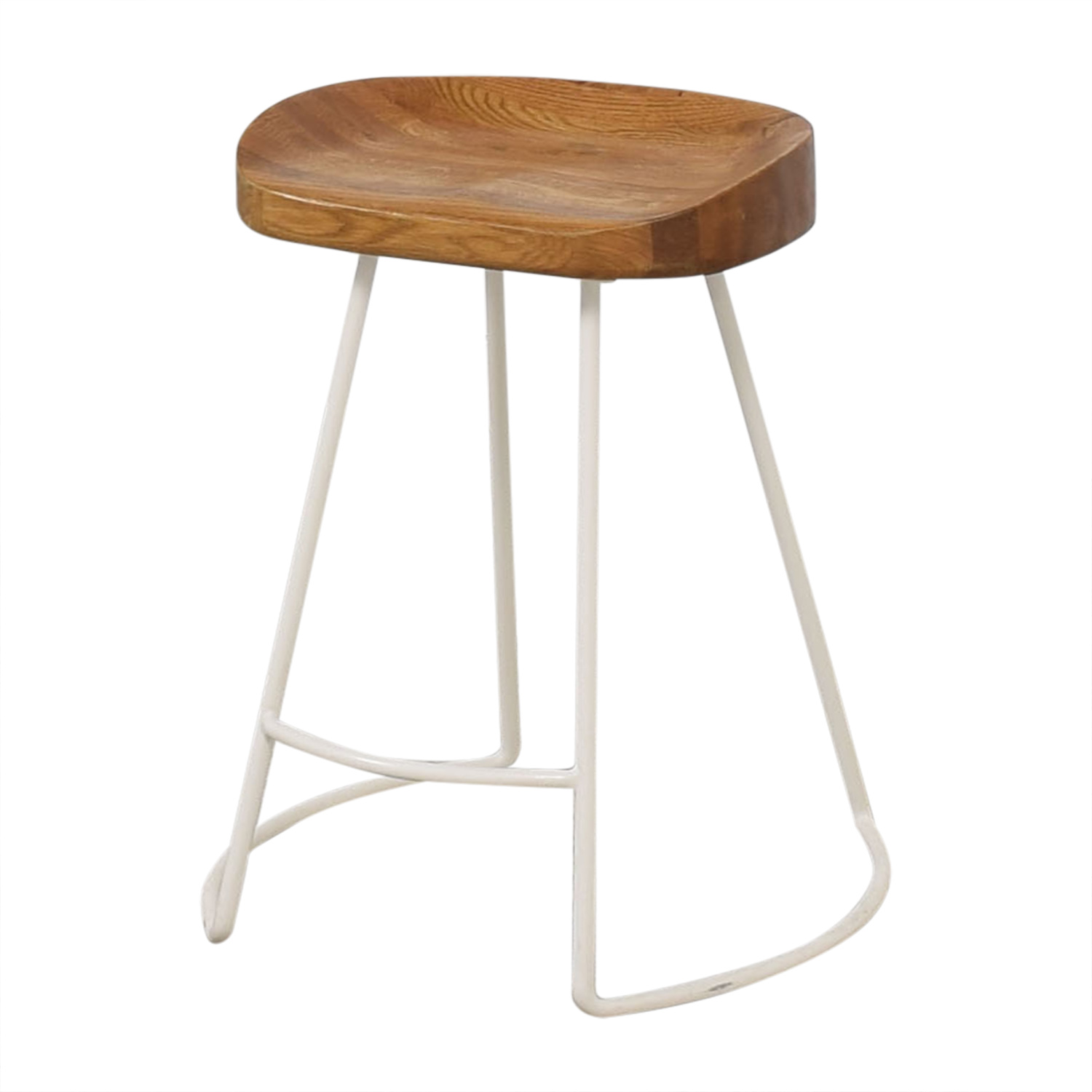 buy Wisteria Wisteria Natural Smart and Sleek Counter Stools online