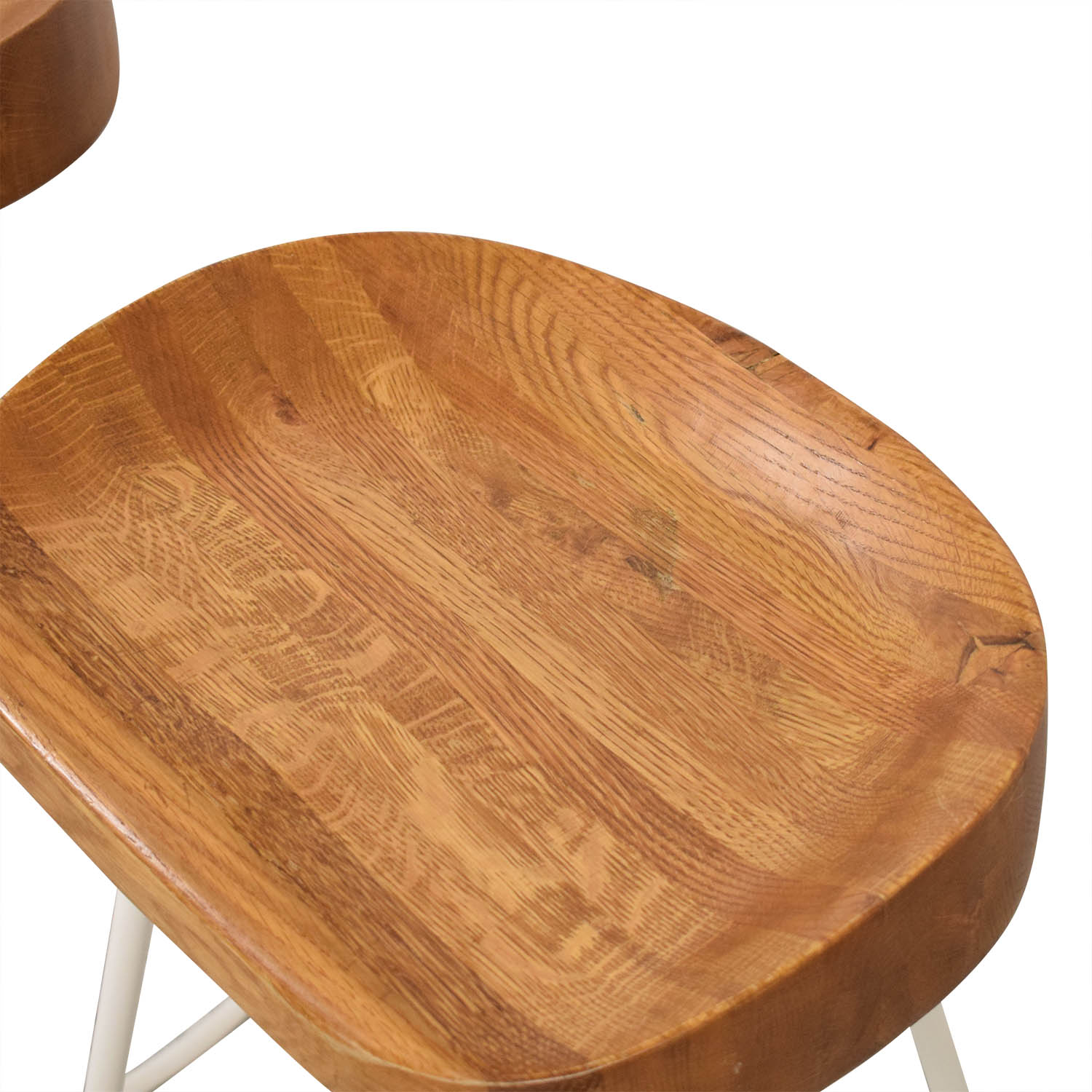Wisteria Wisteria Natural Smart and Sleek Counter Stools nyc