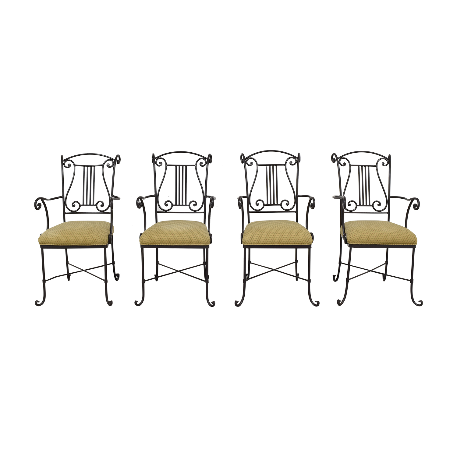 Pottery Barn Pottery Barn Dining Chairs ct