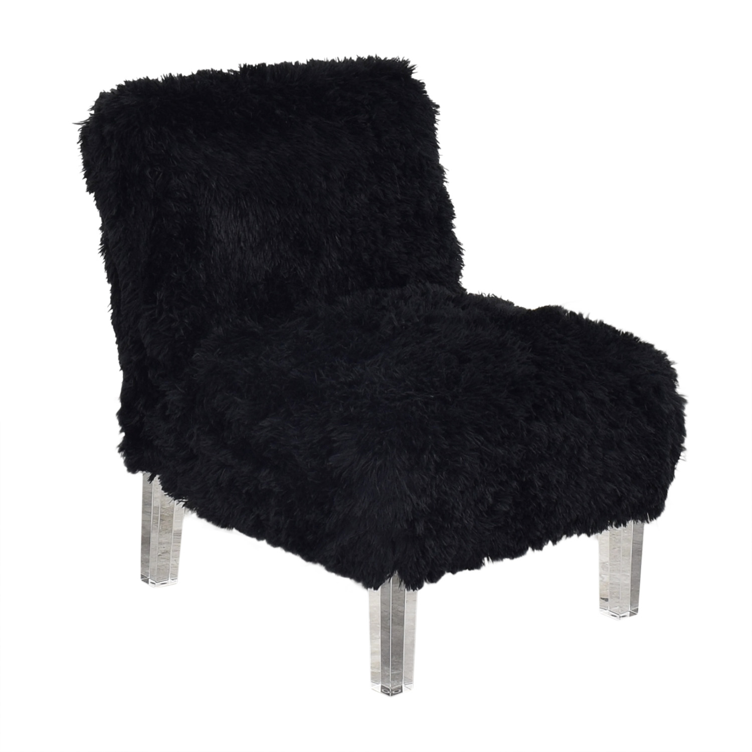 Skyline Furniture Skyline Furniture Armless Accent Chair second hand