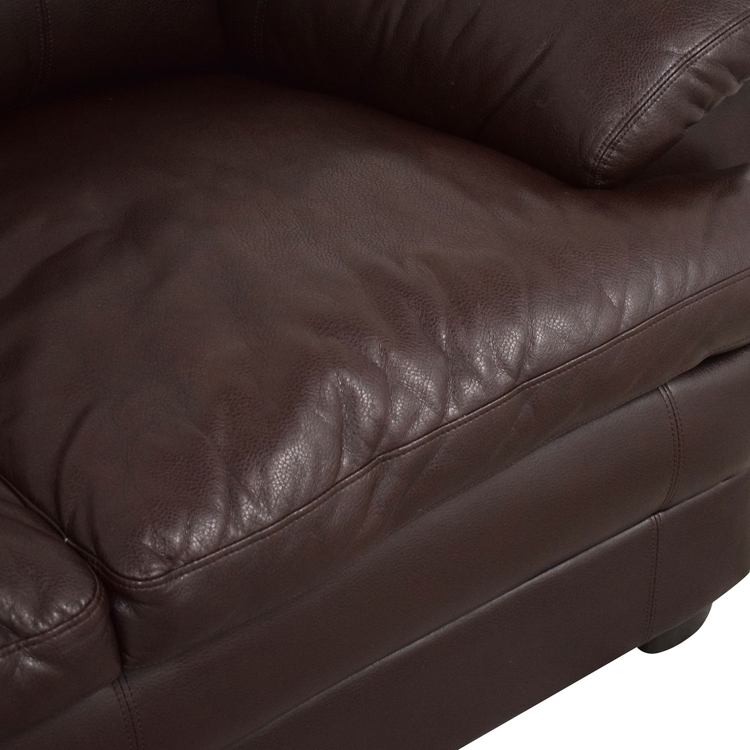 Two Cushion Loveseat used
