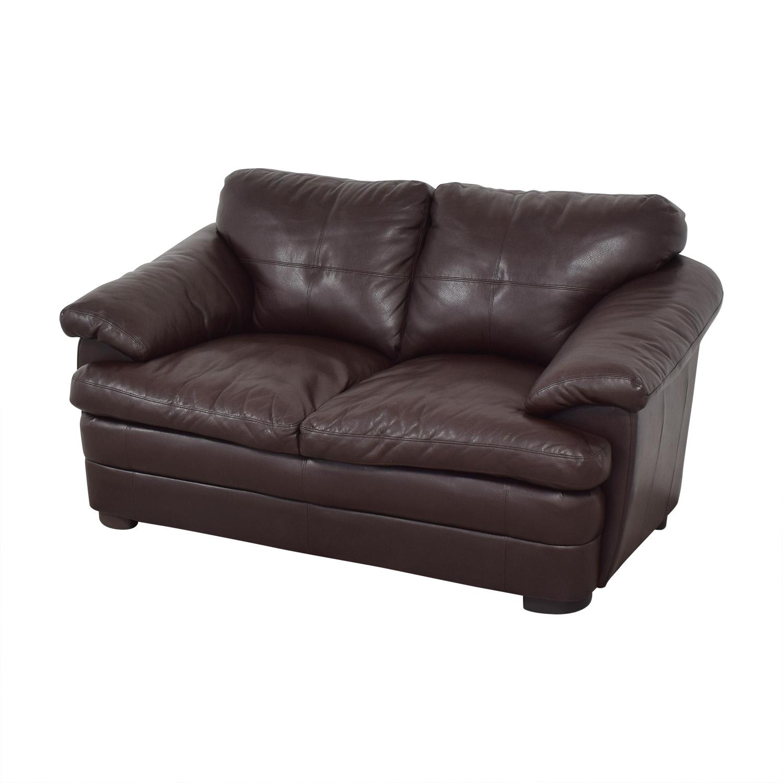 Two Cushion Loveseat ct