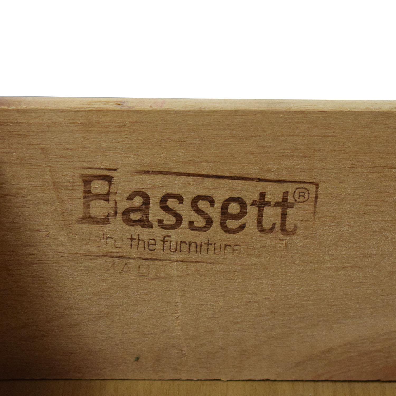 Bassett Furniture Bassett Three Drawer Dresser discount