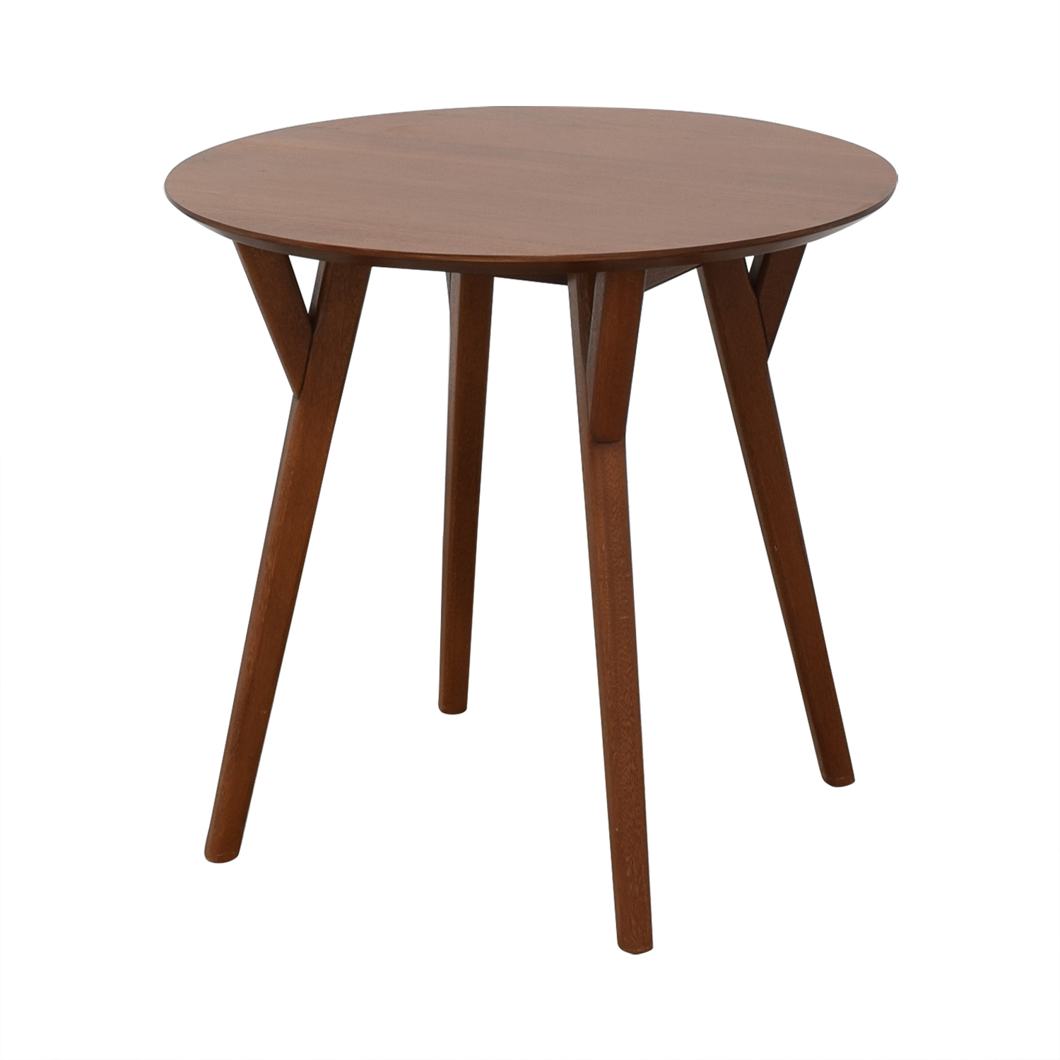 Image of: 28 Off West Elm West Elm Mid Century Bistro Table Tables