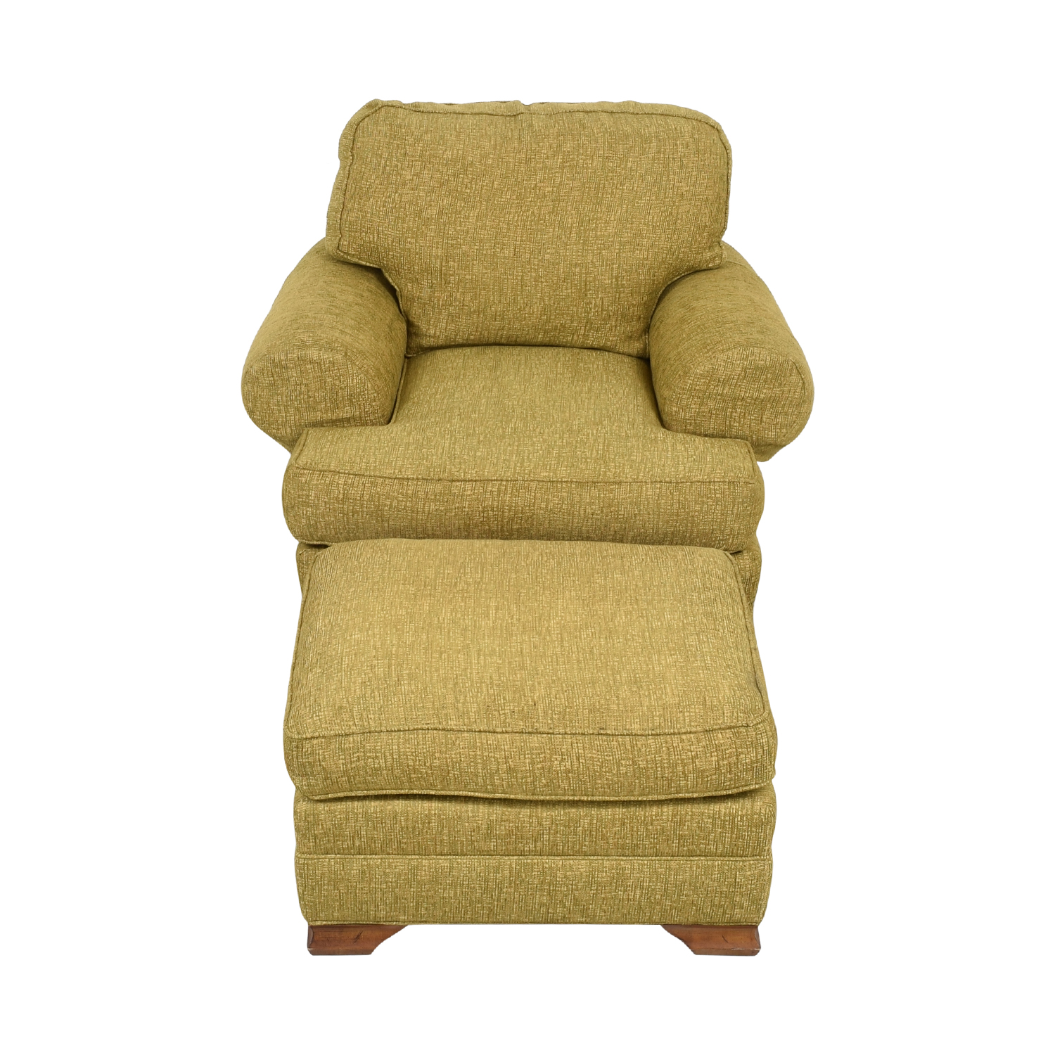 shop Wesley Hall Occasional Chair and Ottoman Wesley Hall Chairs