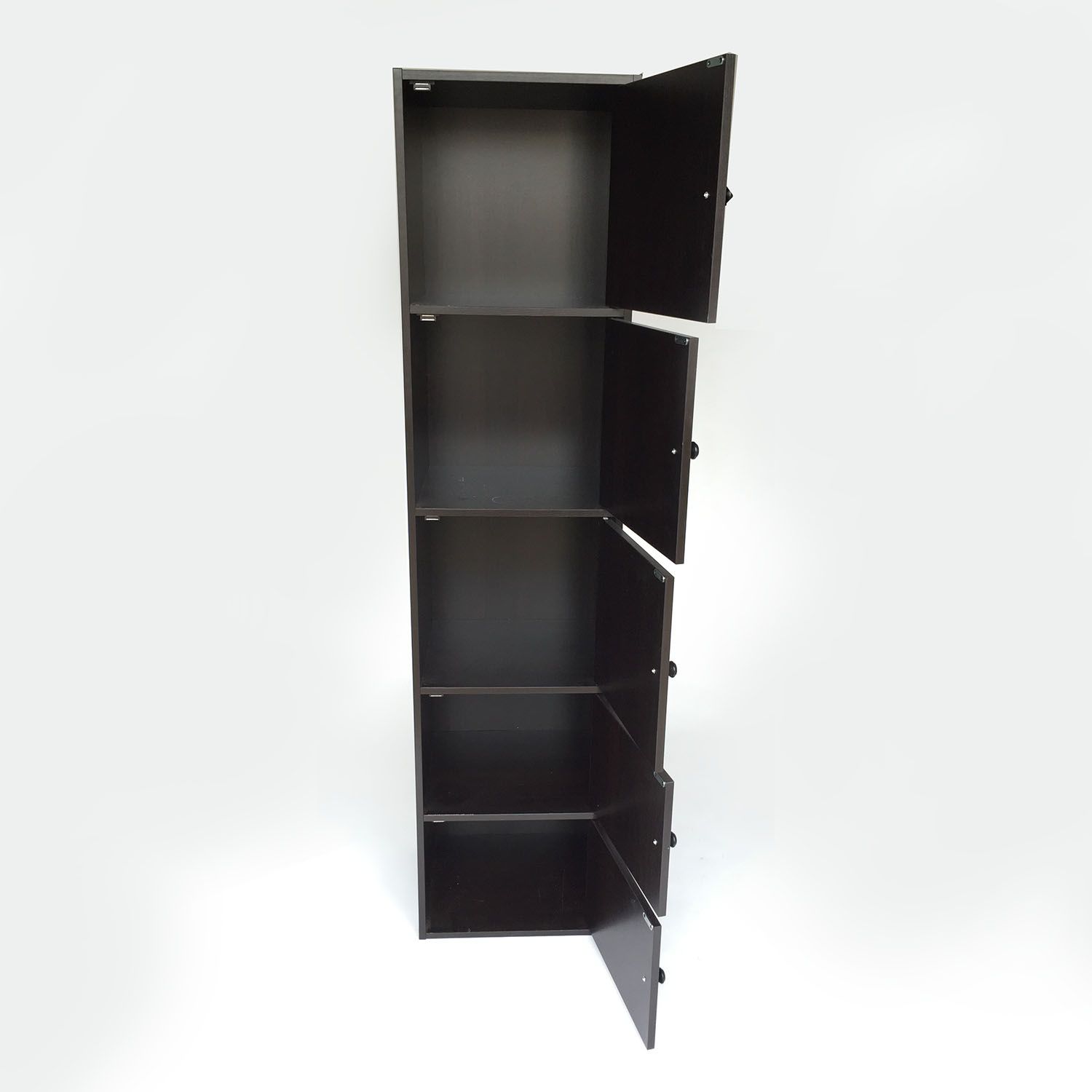 shop Black Storage Cabinet Unknown Brand Cabinets & Sideboards