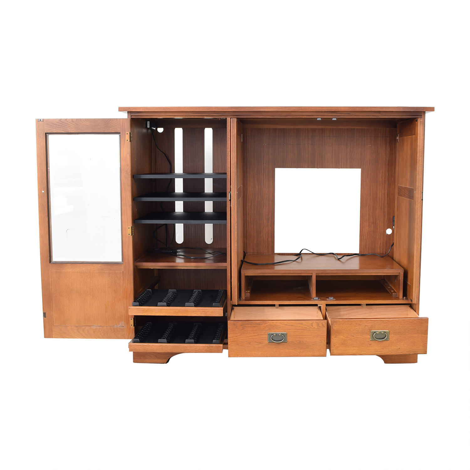 Hooker Furniture Hooker Furniture Illuminated Media Console coupon