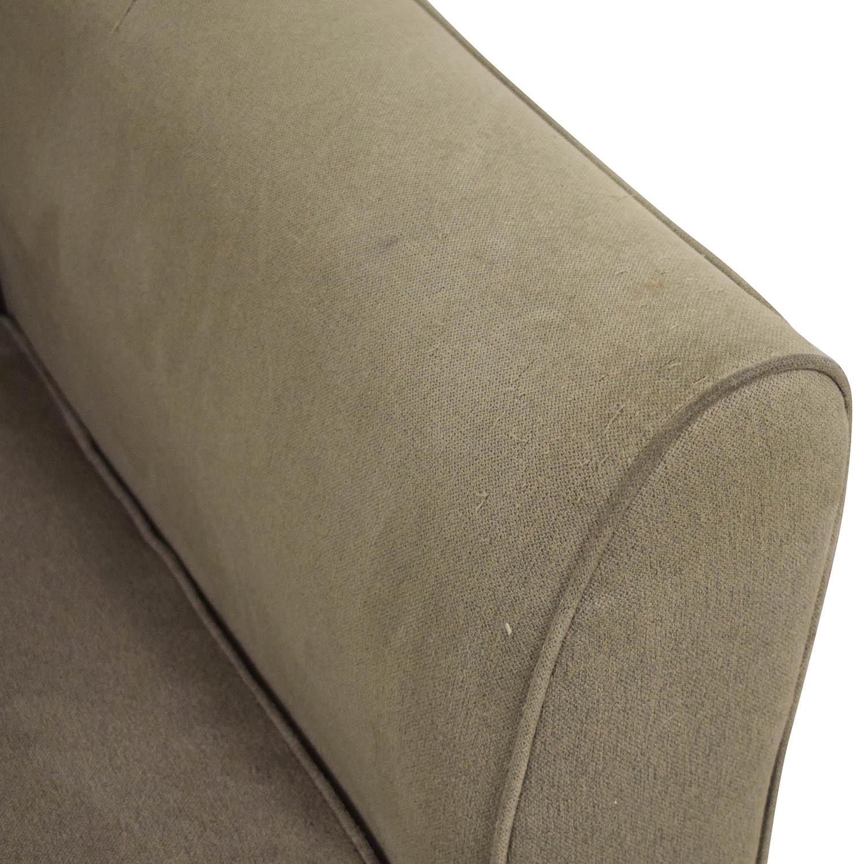 Bauhaus Furniture Bauhaus Furniture Armchair with Ottoman nyc