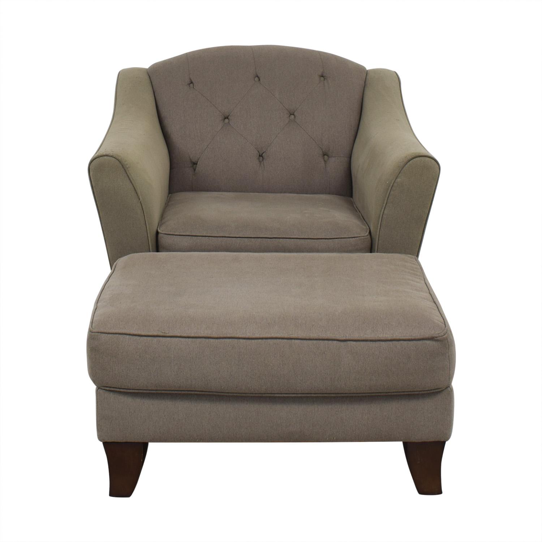 shop Bauhaus Furniture Armchair with Ottoman Bauhaus Furniture Chairs