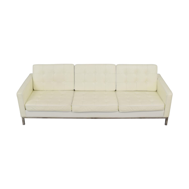 60% OFF - Modway Modway Mid Century Modern Sofa / Sofas