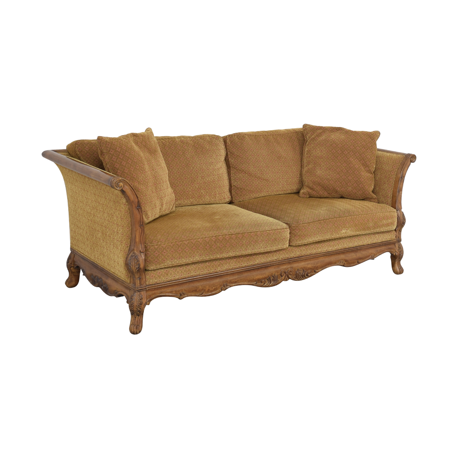 Bernhardt Bernhardt Traditional Sofa brown