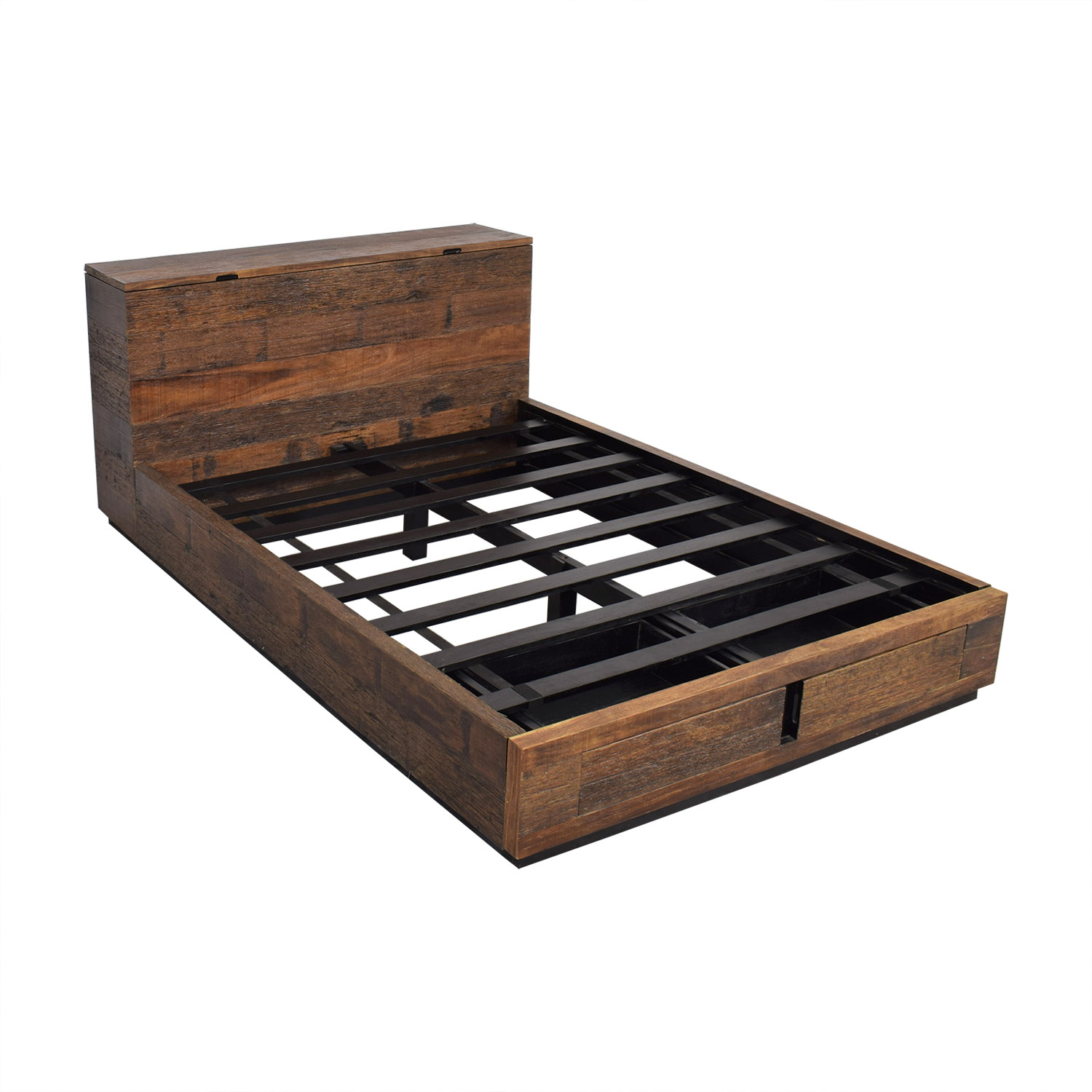 Boards & Beans Suave Full Storage Bed discount