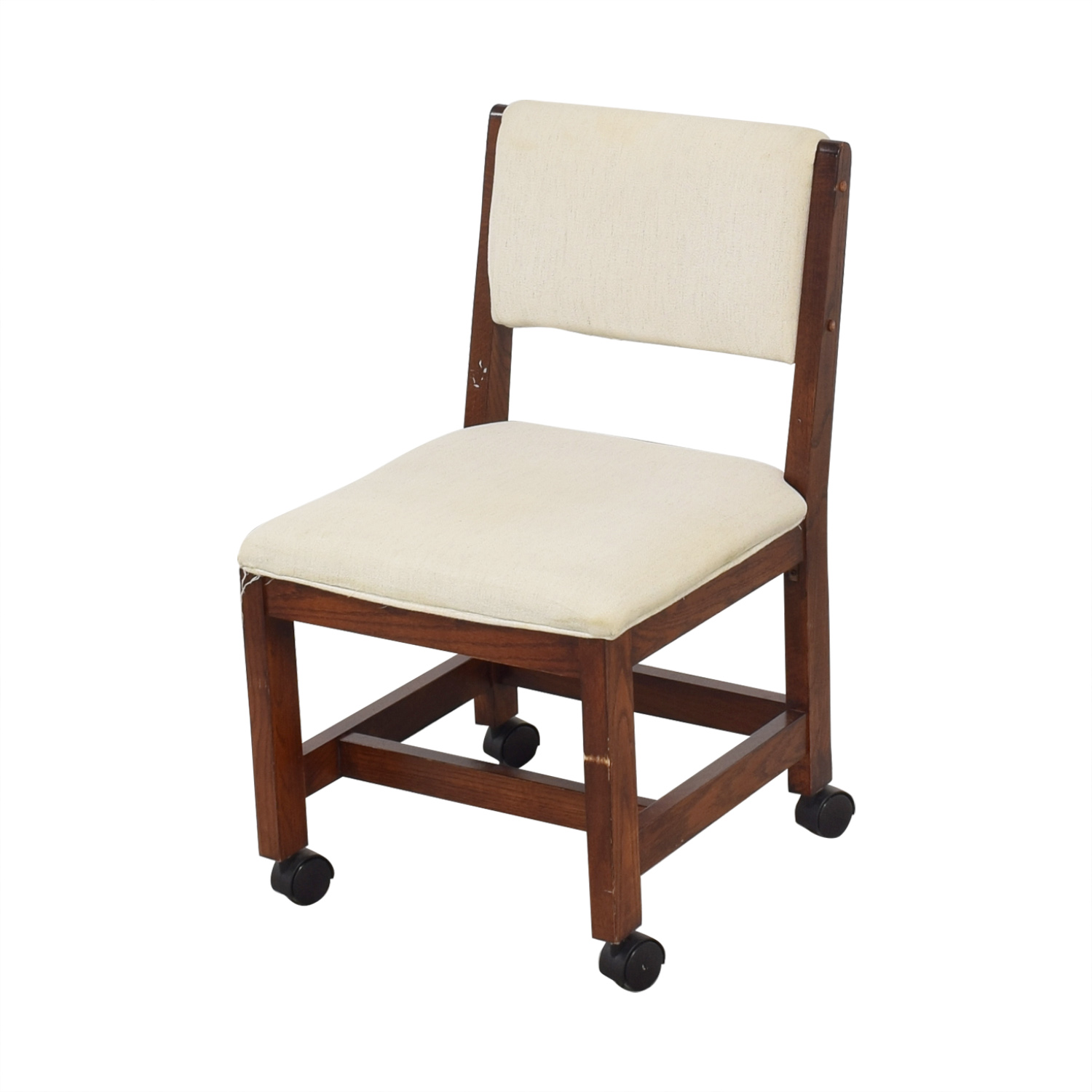 shop Thomasville Rolling Office Chair Thomasville Home Office Chairs