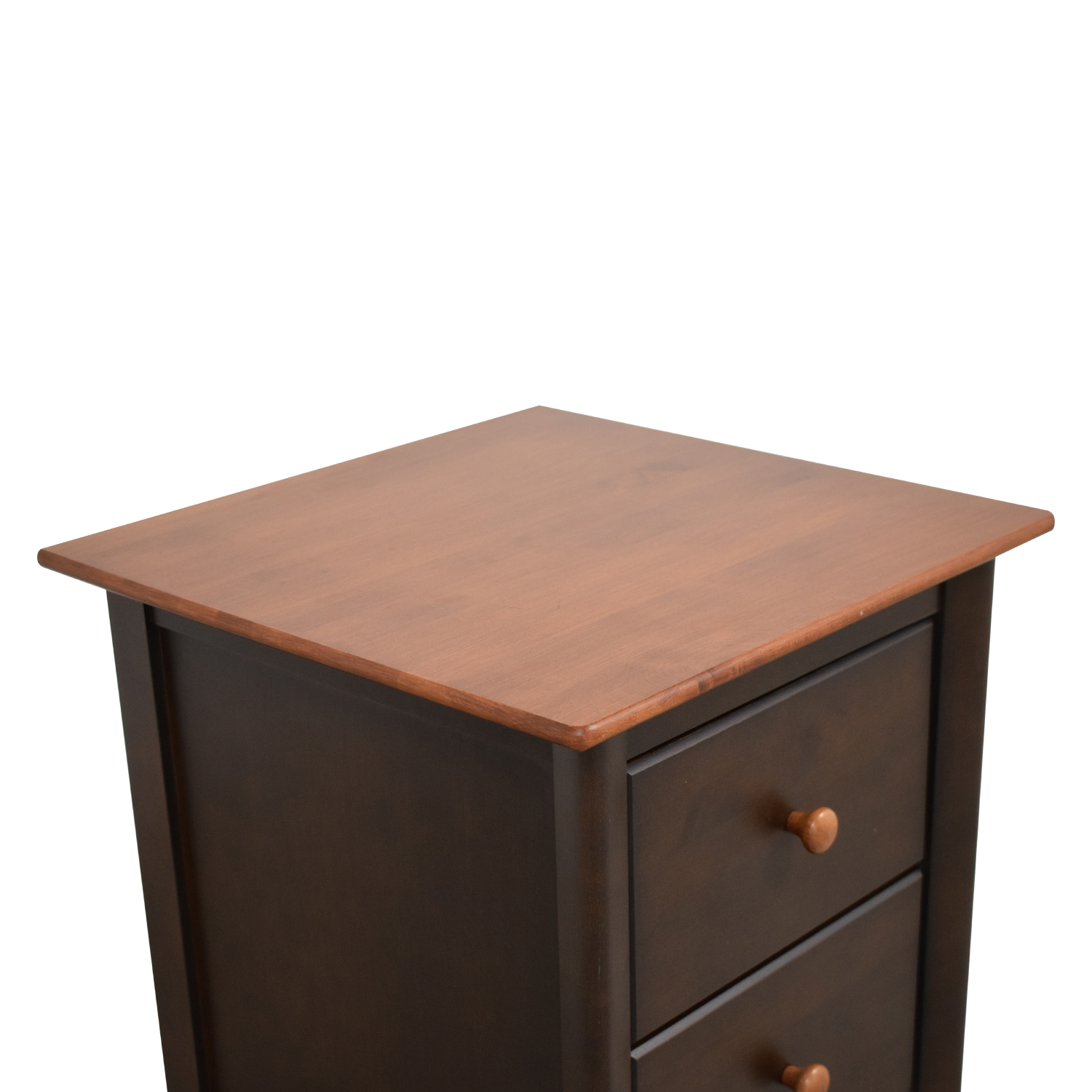 Nadeau Two Tone End Table Nadeau