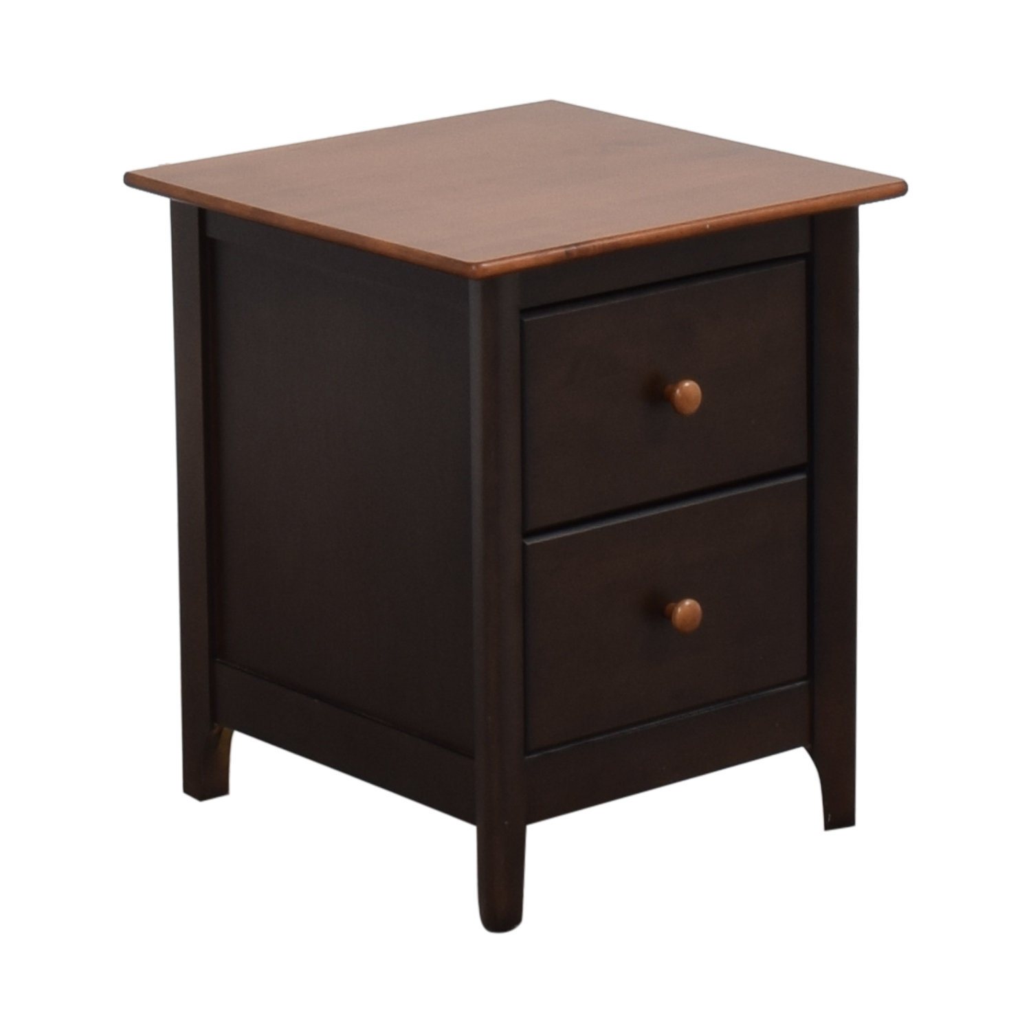 Nadeau Nadeau Two Tone End Table second hand